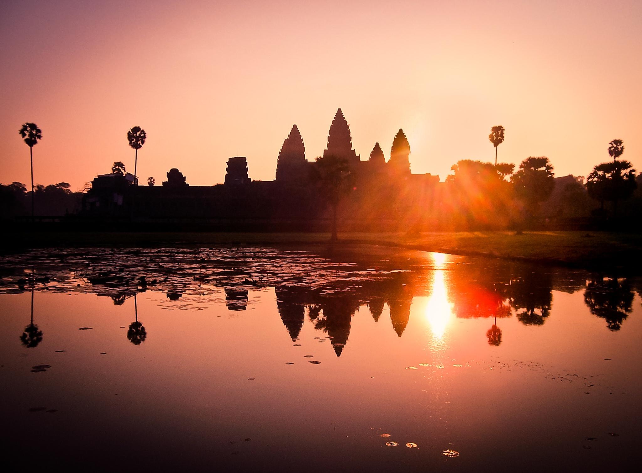 Angkor Wat by HanYoong