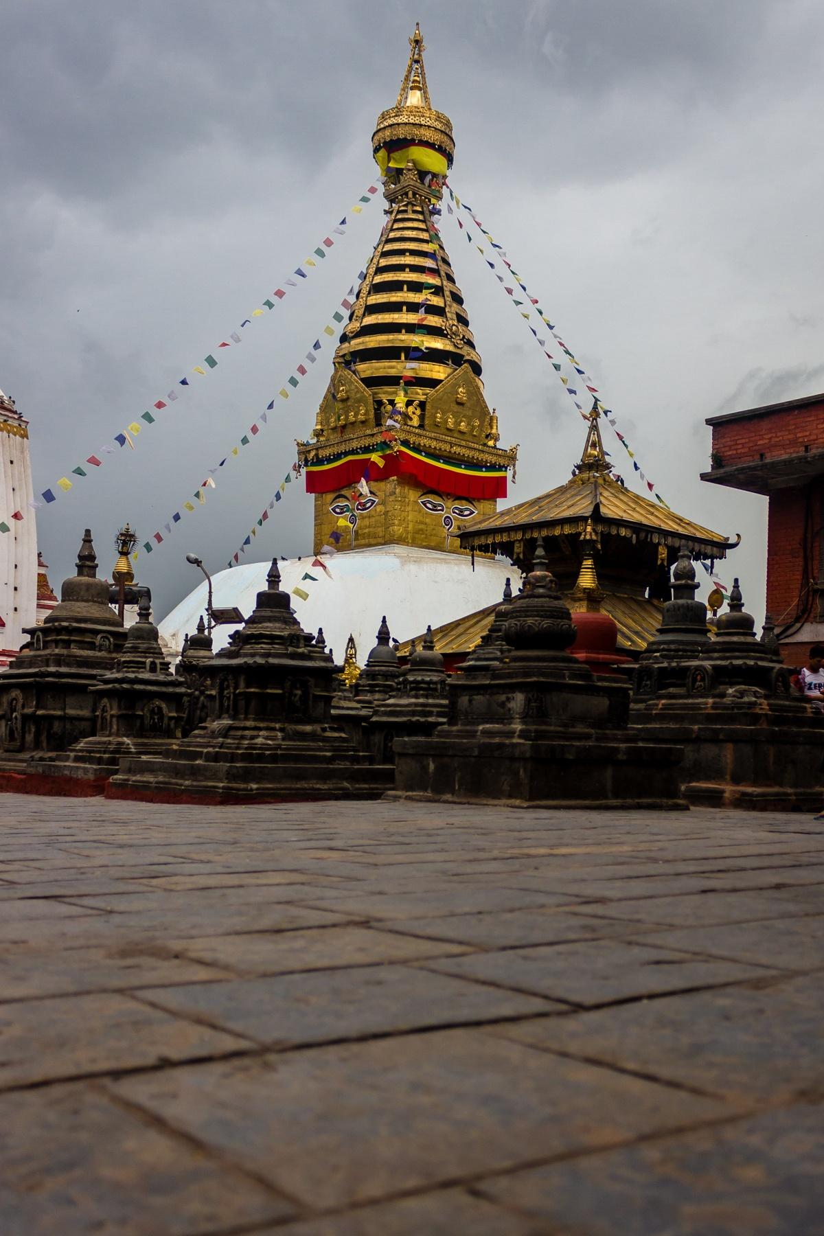 swayambhu by sushil bhattarai