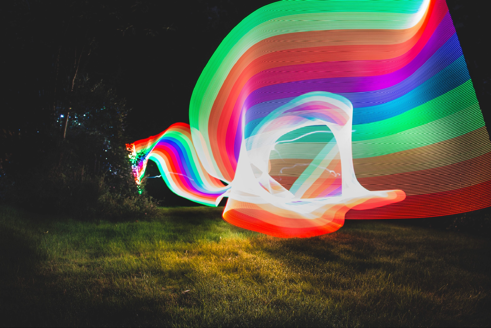 Light Painting by Andy Lake