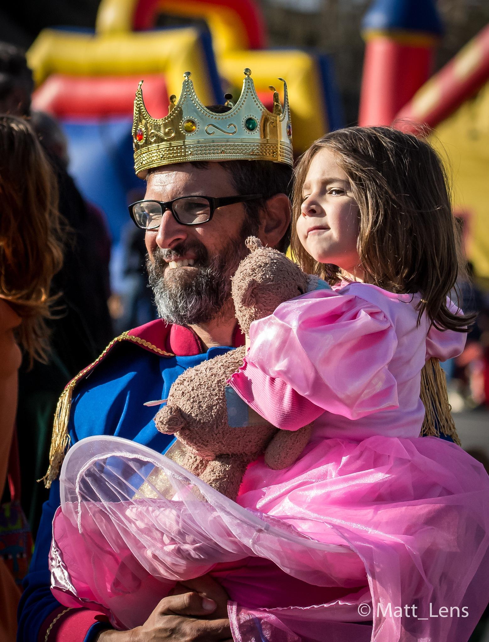 King and Princess ... by Matt_Lens