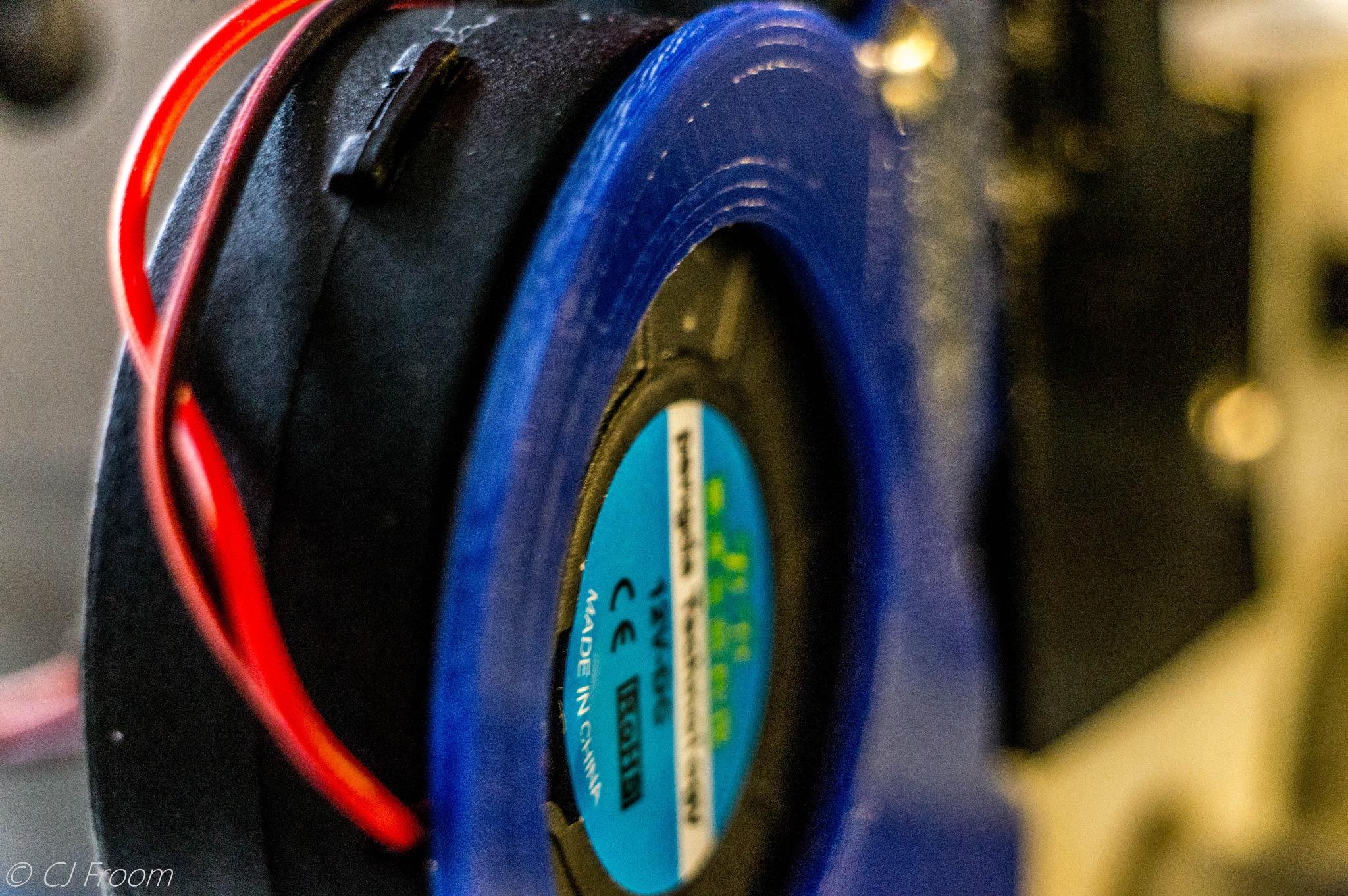 3D Printer Fan by Cj Froom