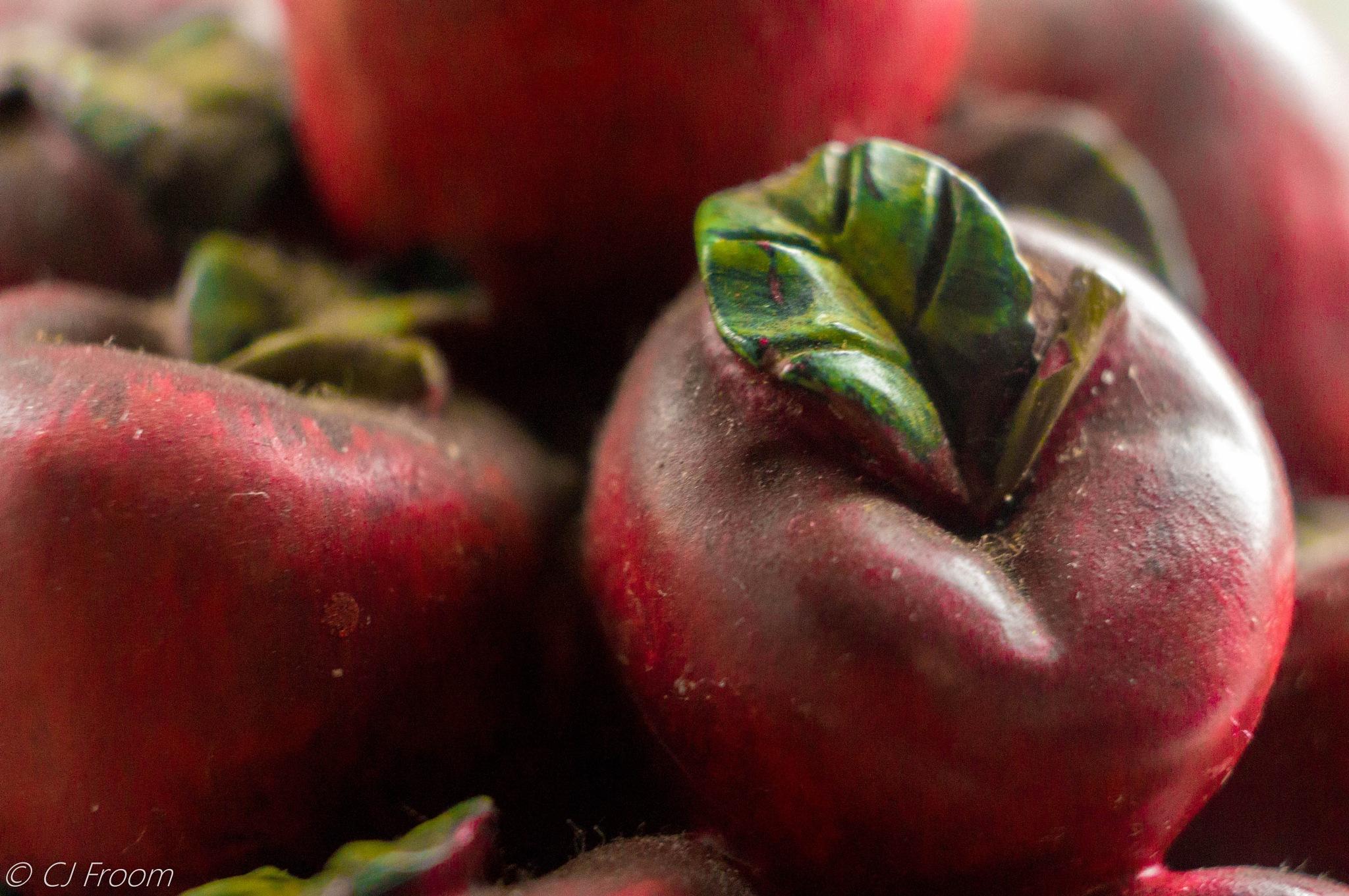 Dusty Apples by Cj Froom