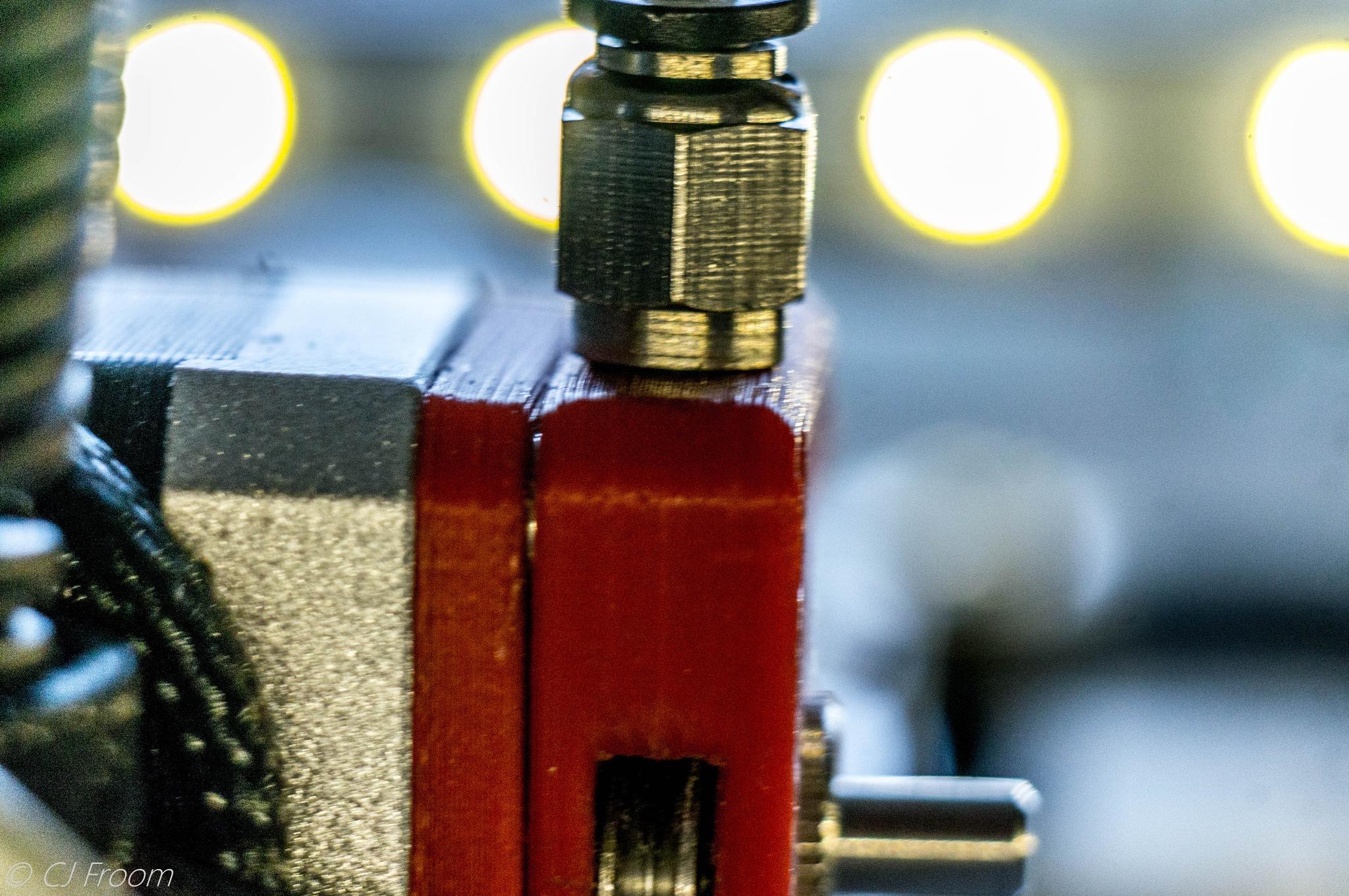 3D Printer Parts  by Cj Froom