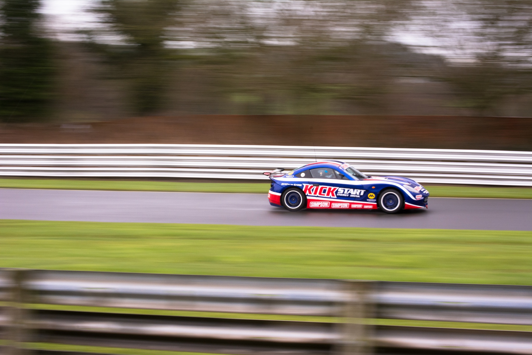 Oulton Park  by Johnrutherford84