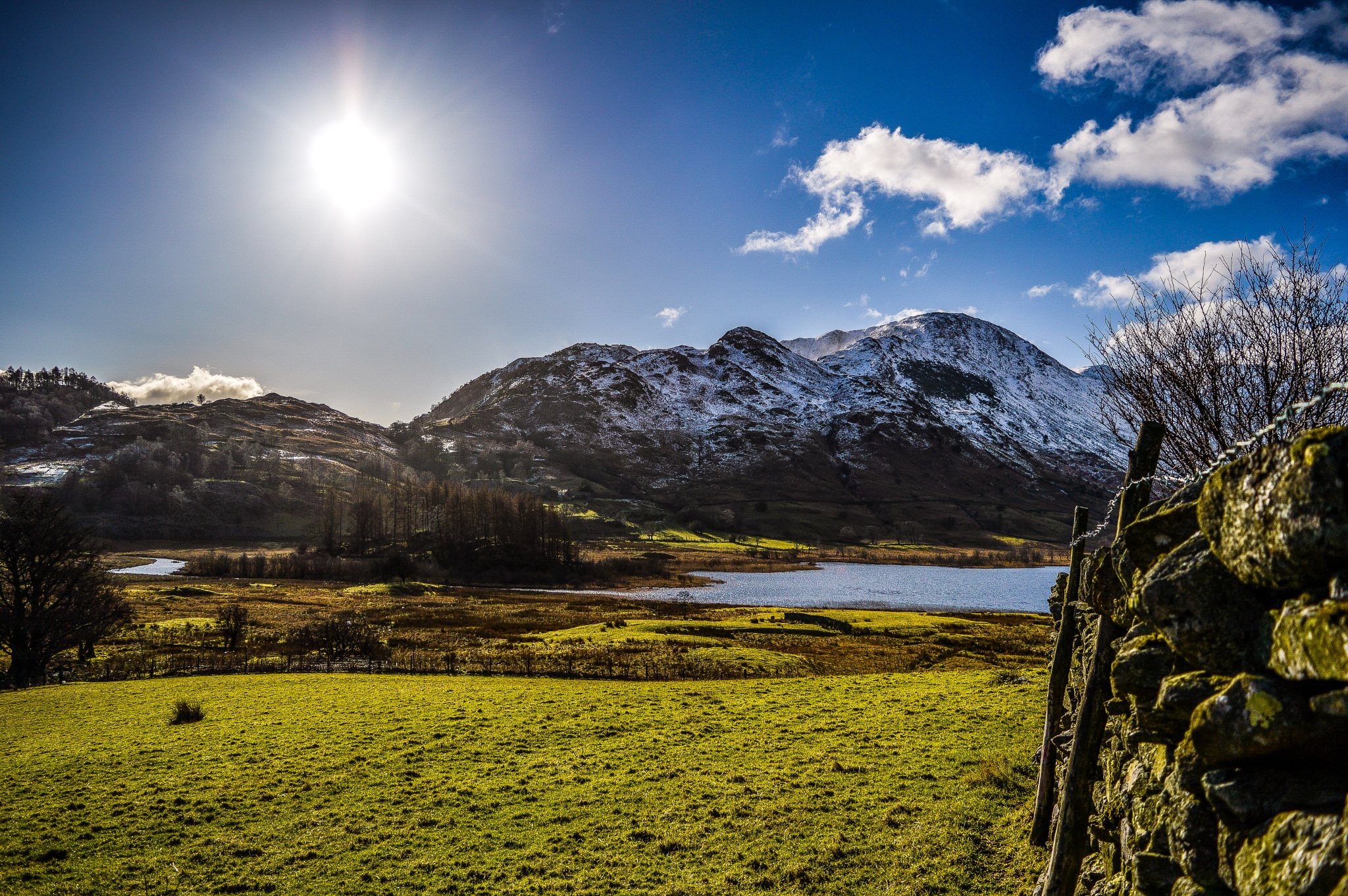 Lake District  by Johnrutherford84