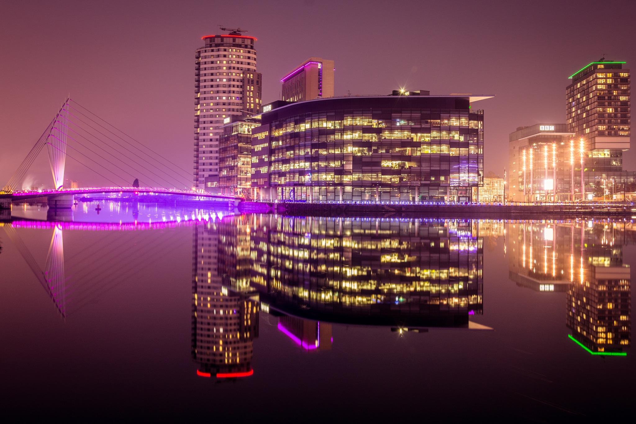 Media City  by Johnrutherford84