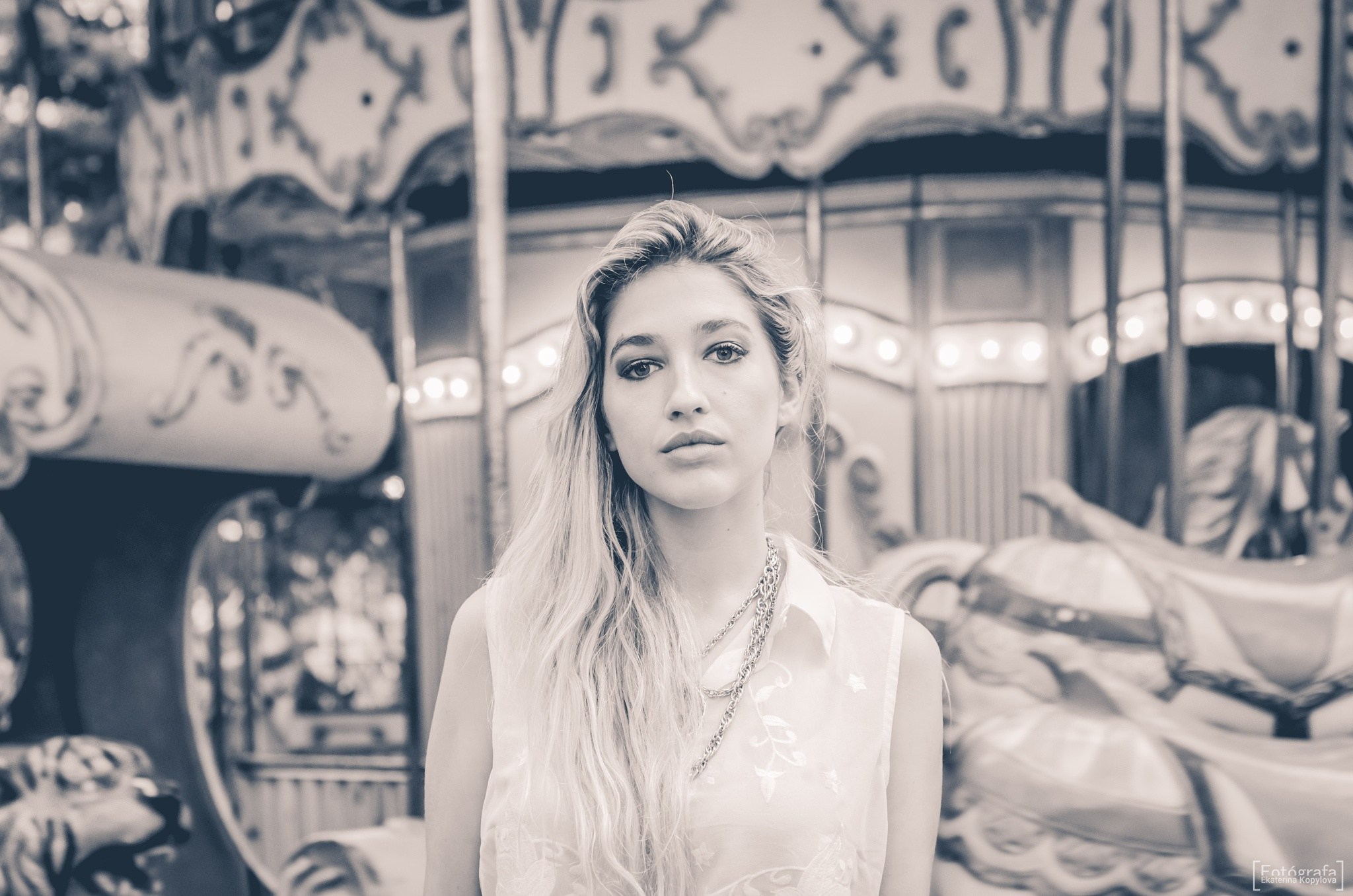 Carrousel by Ekaterina Kopylova