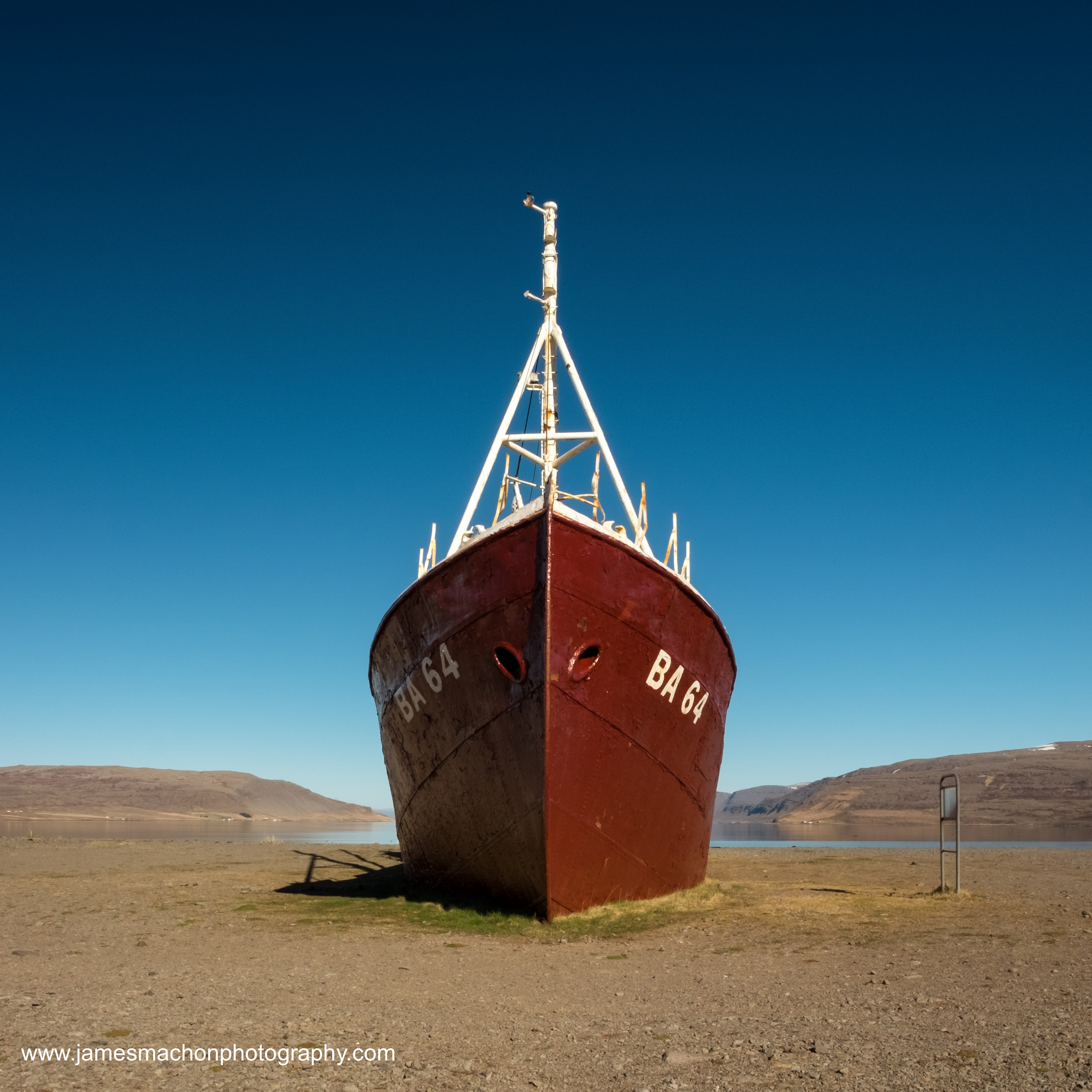 Marooned by James Machon Photography
