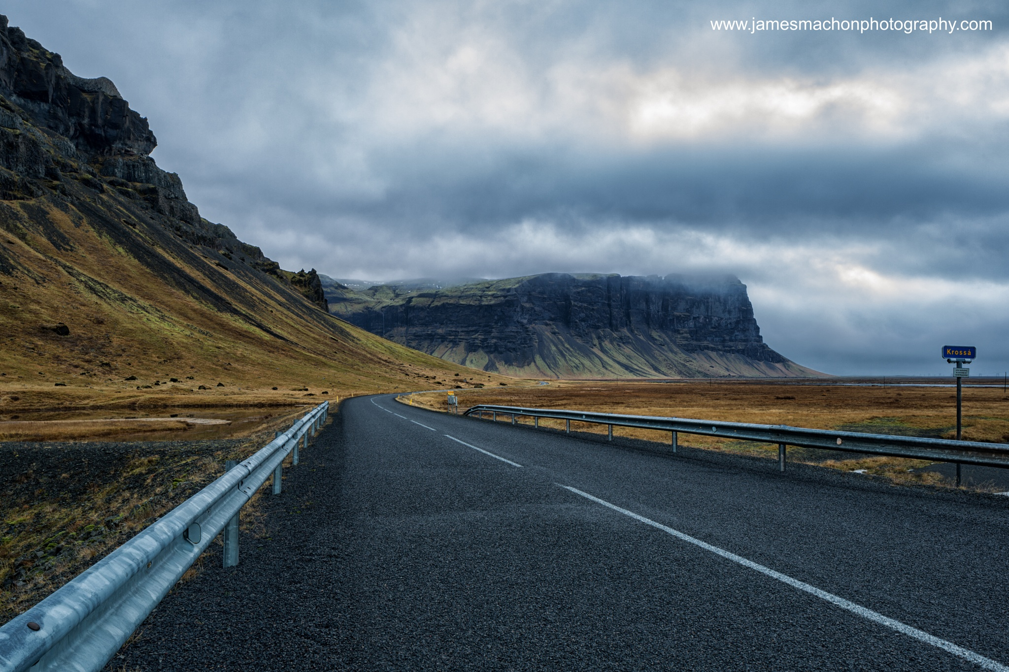 The Open Road by James Machon Photography