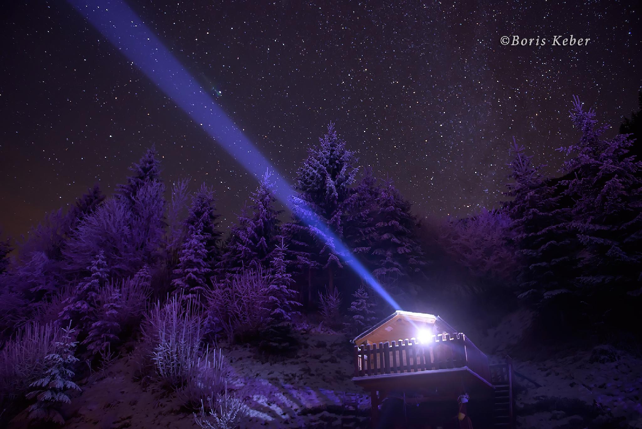 star lighthouse by smelcar