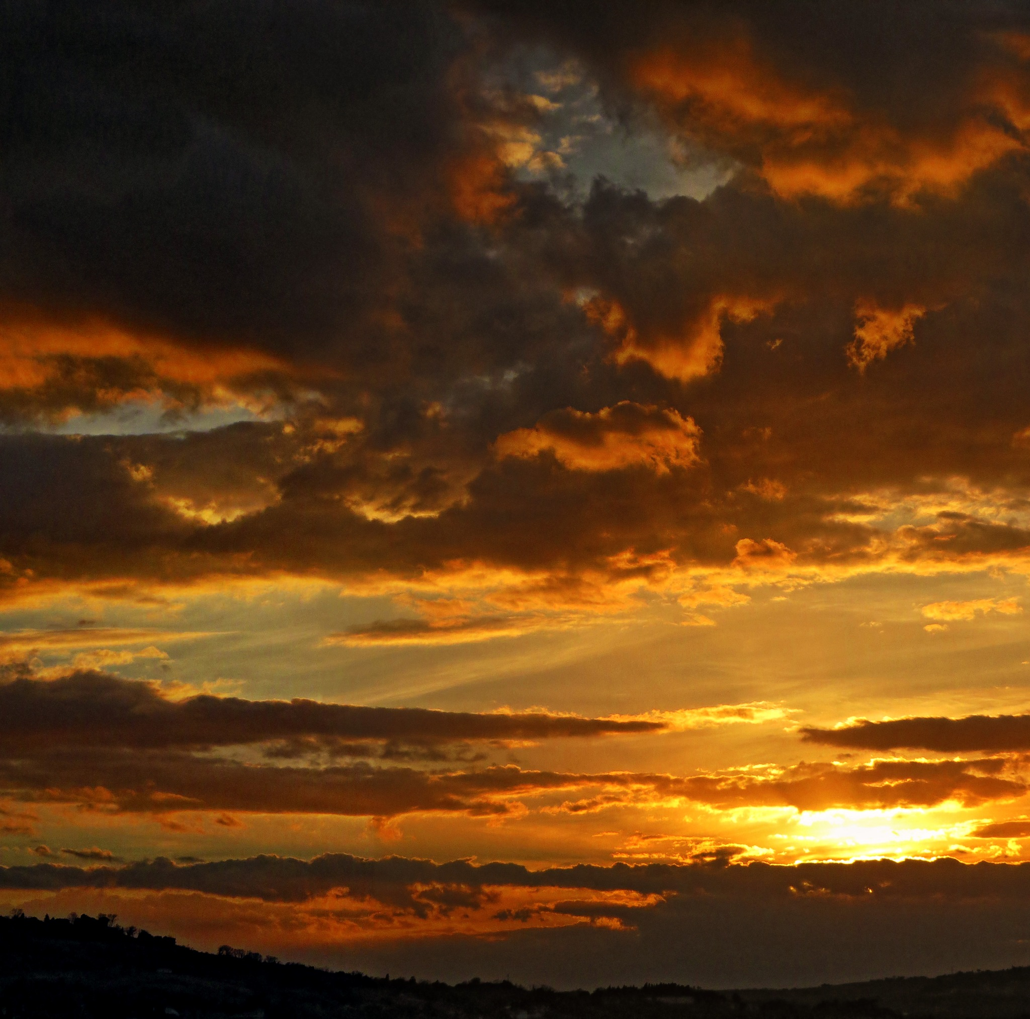 Ancona, Marche, Italy - Sunset in the clouds 2 by Gianni Del Bufalo CC BY-NC-SA by gianni del bufalo