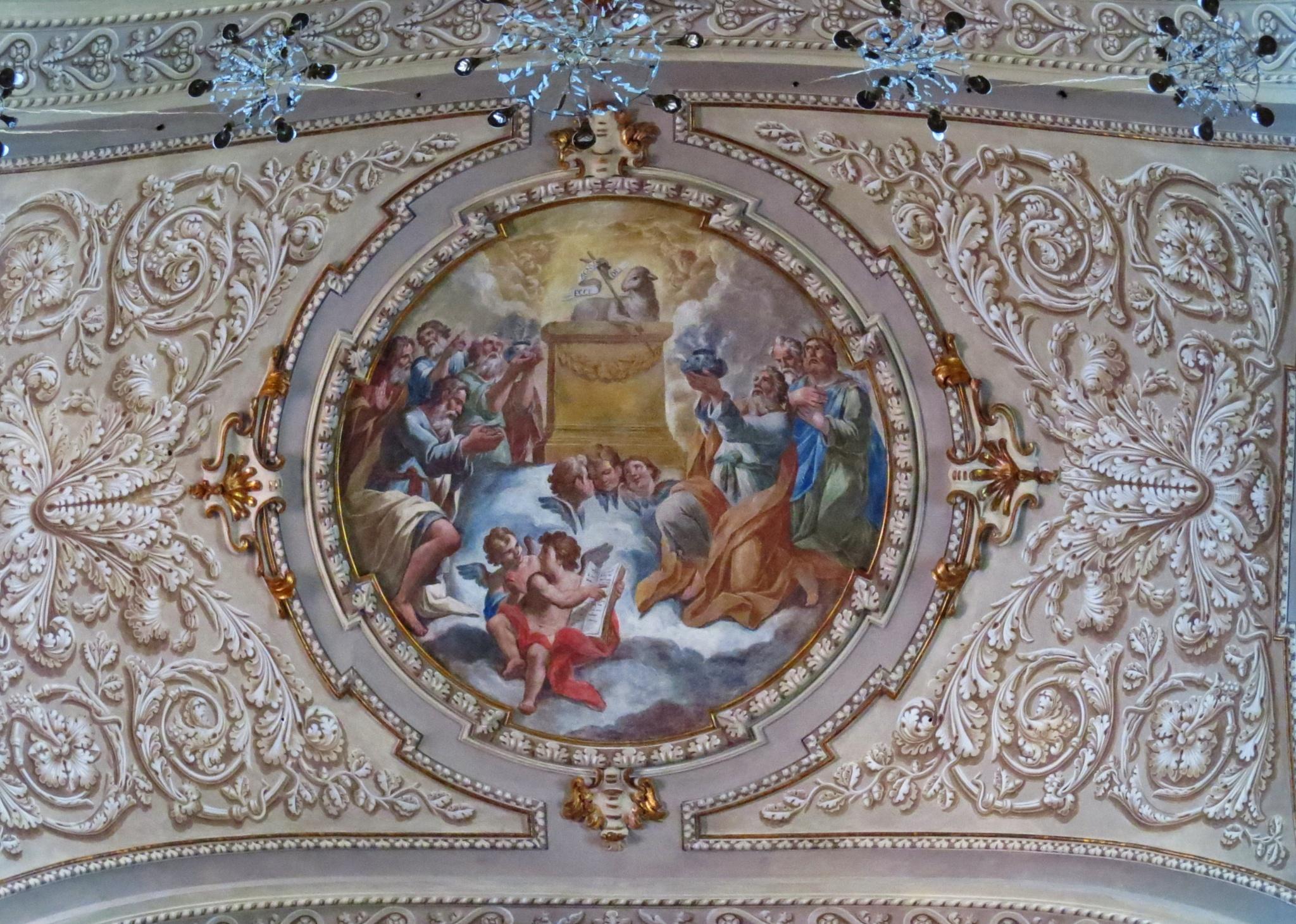 Treia, Marche, Italy- Chiesa San Filippo Neri -by Gianni Del Bufalo (CC BY-NC-SA) by gianni del bufalo