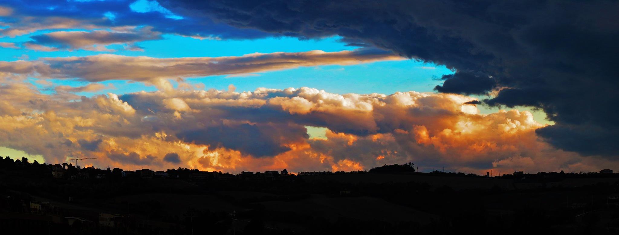 Ancona, Marche, Italy - Storm by Gianni Del Bufalo CC BY-NC-SA by gianni del bufalo