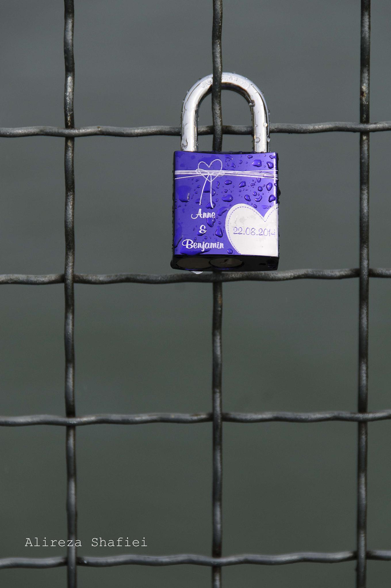 love lock by alihammet
