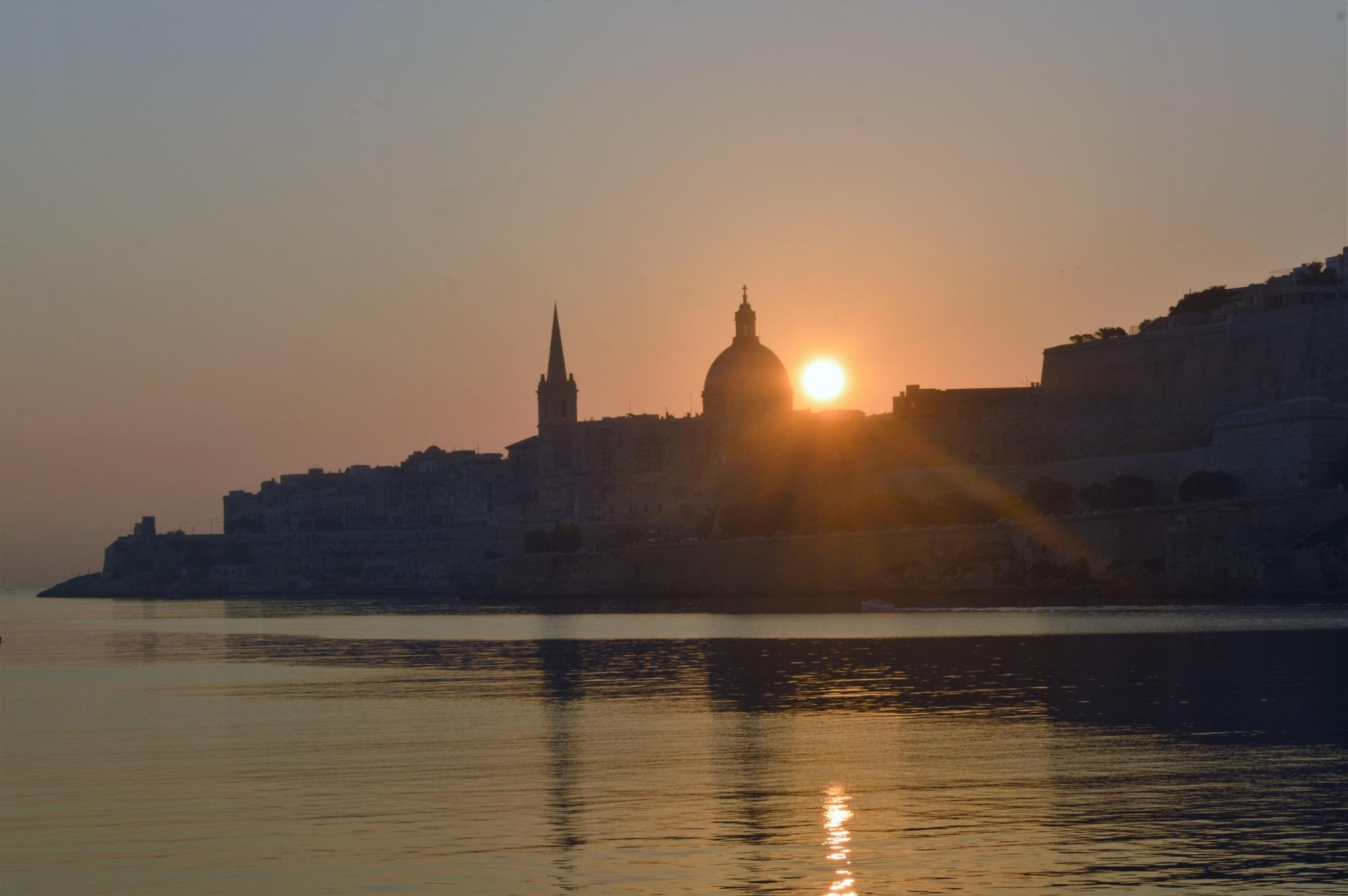 sunset by carmeldeguara47