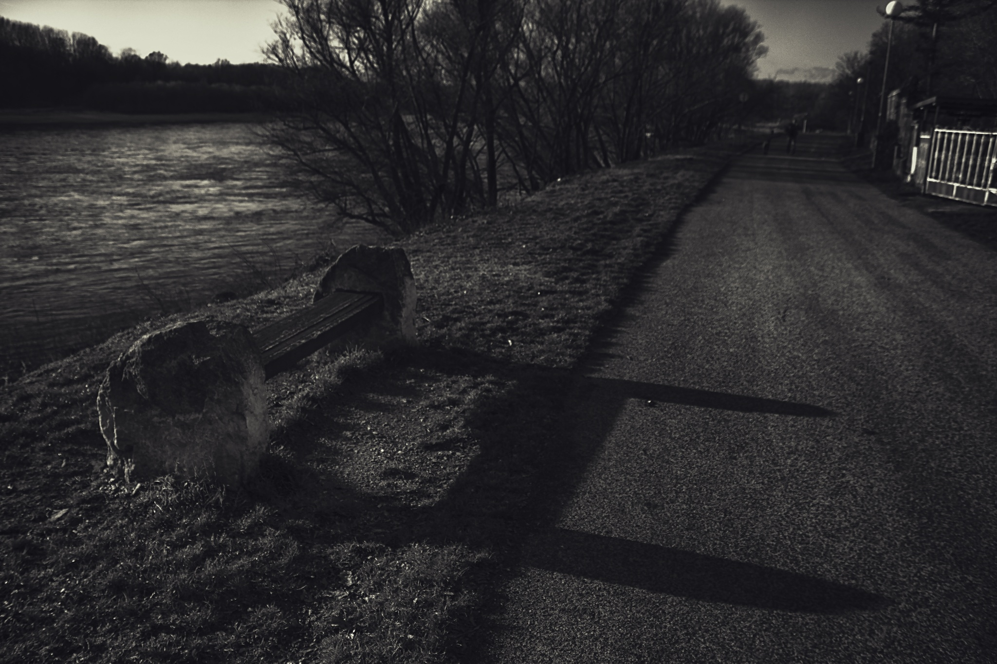 ~The dark Roadside~ by AdamscreationS