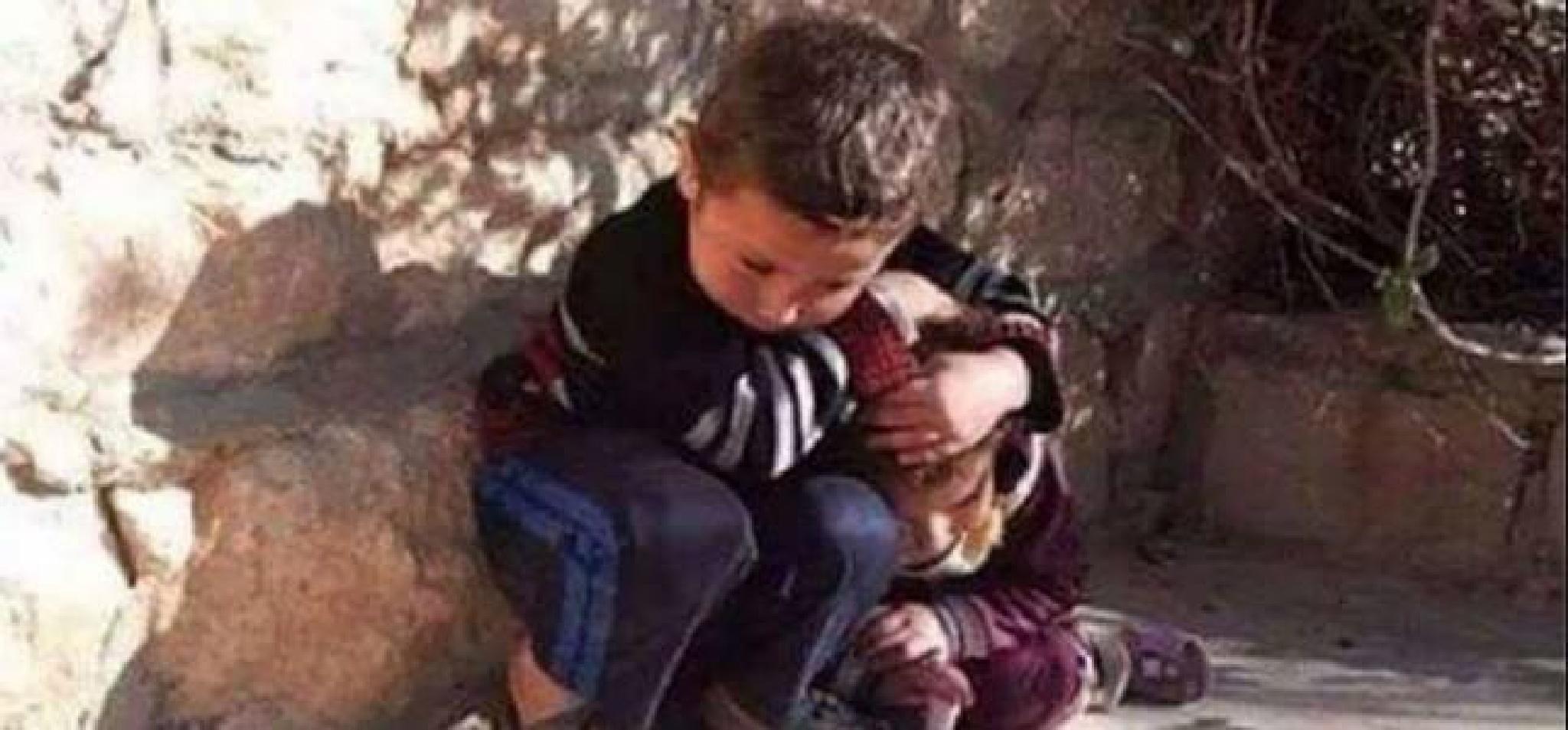 Syria Kids by Mourad Ferhi