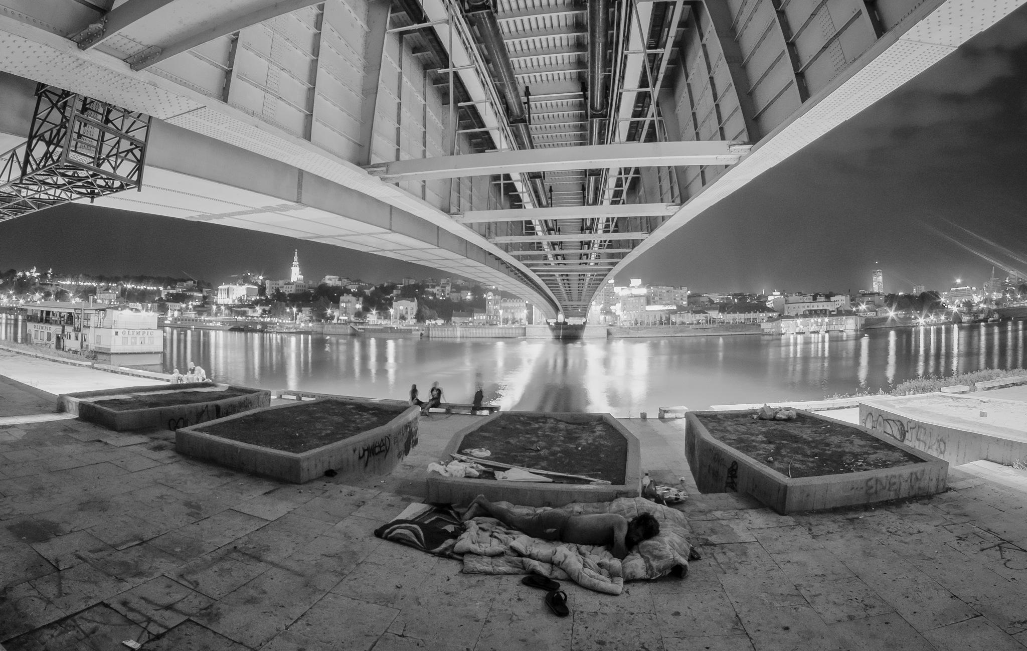 under the bridge by nikolov