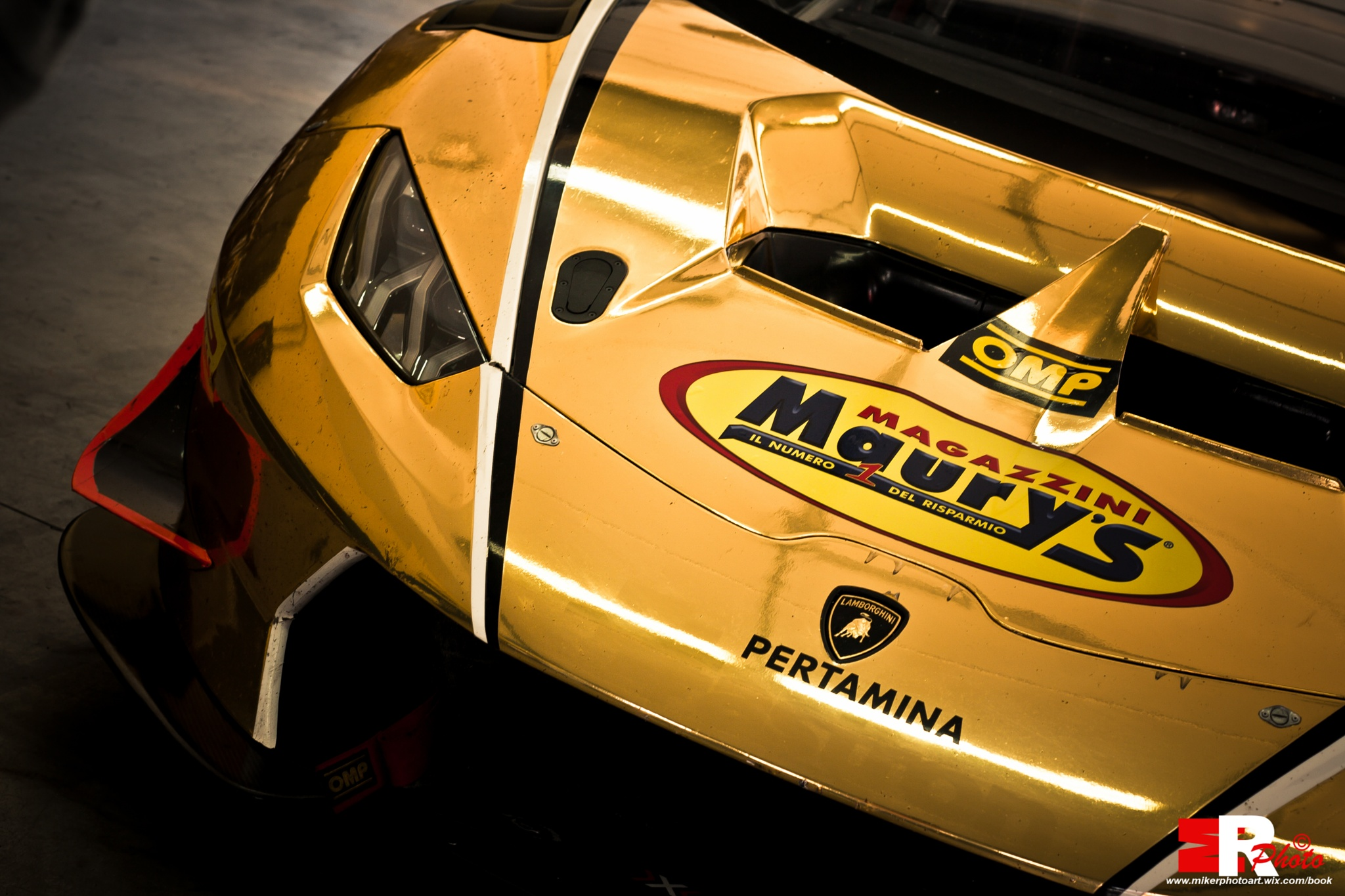 The Golden Light | Lamborghini Huracàn by Michele Rallo | MR PhotoArt ©