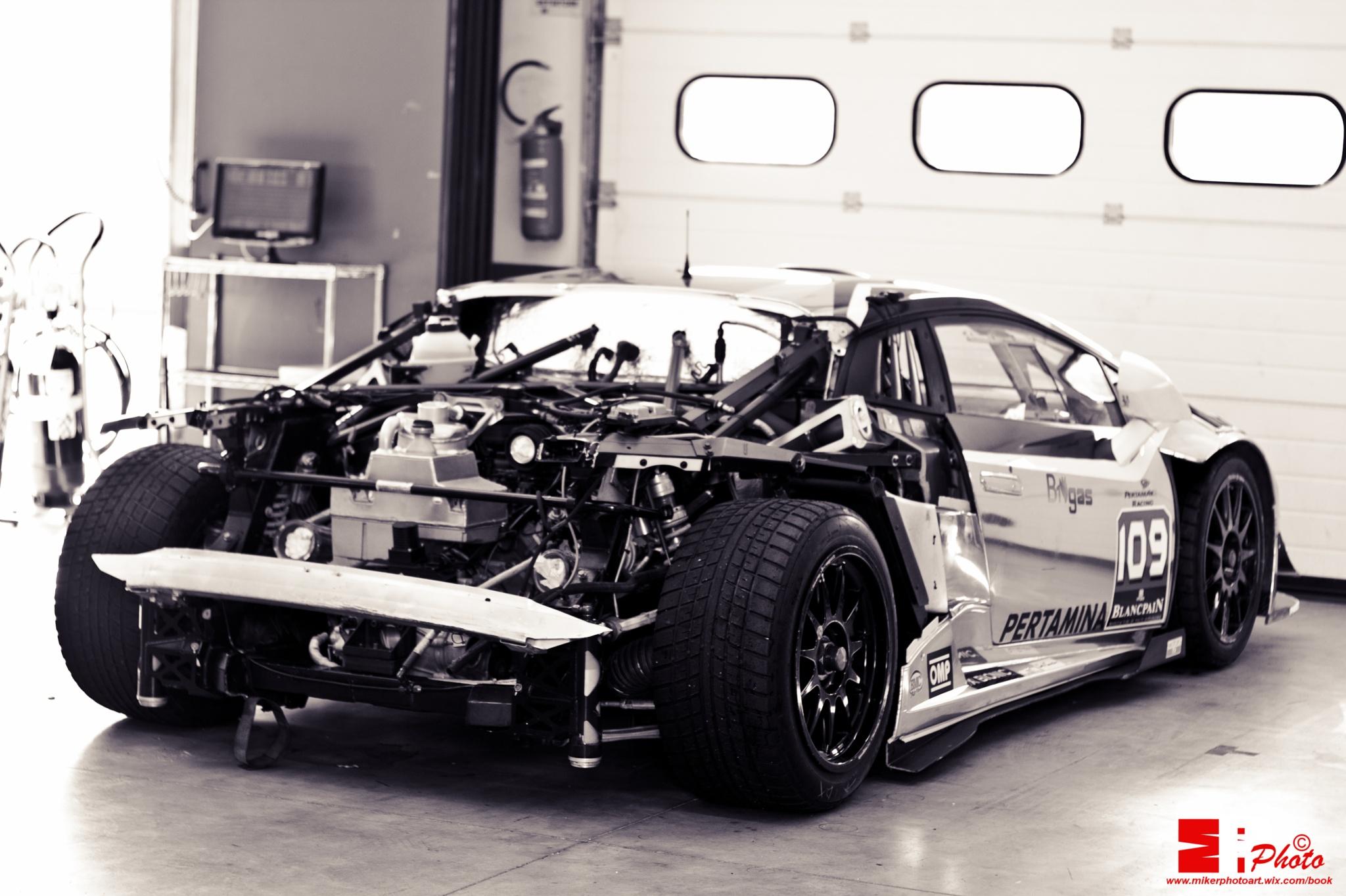 Lamborghini Huracàn | before the race. by Michele Rallo | MR PhotoArt ©