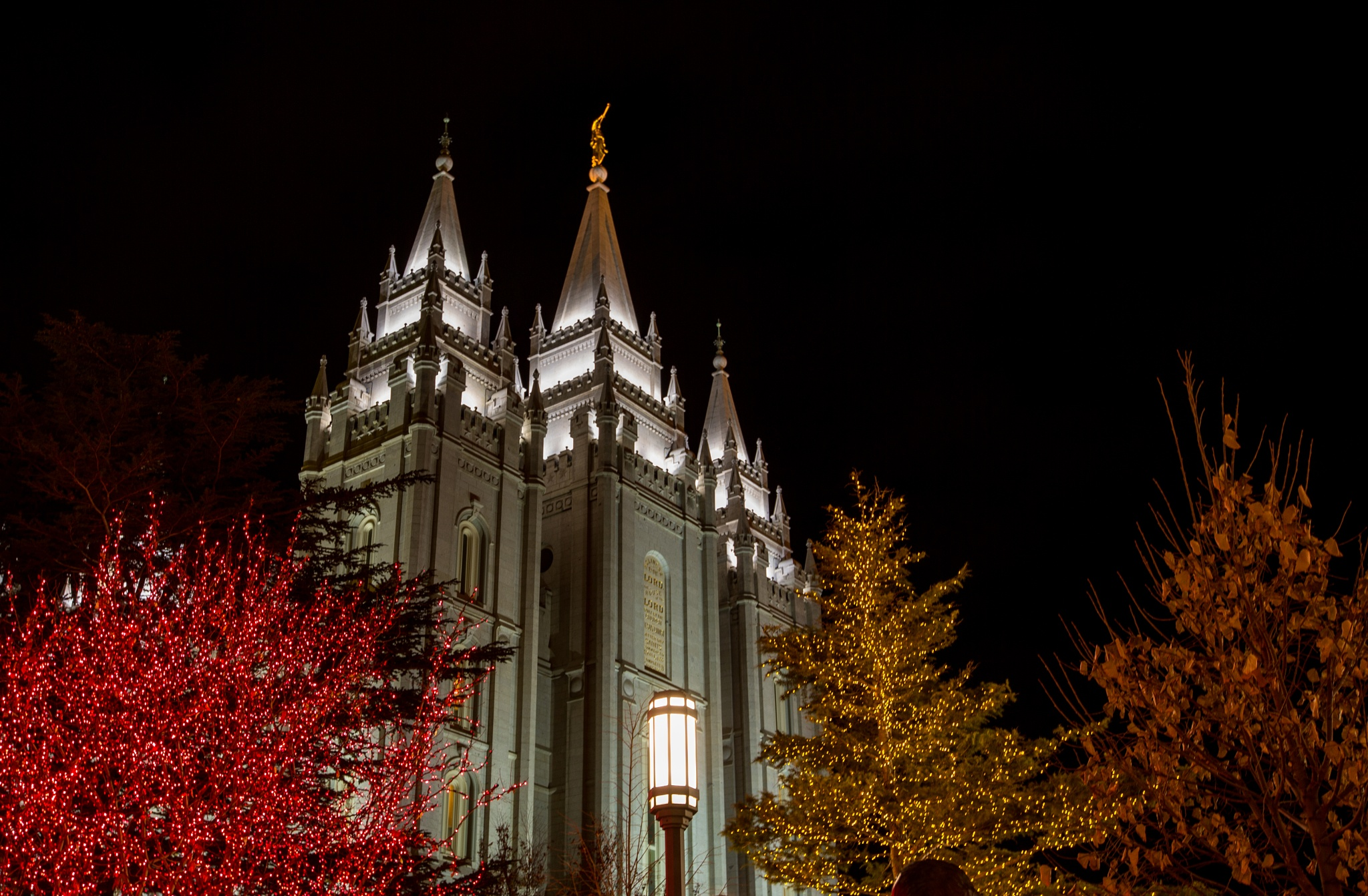 Salt Lake LDS Temple by rtsmith