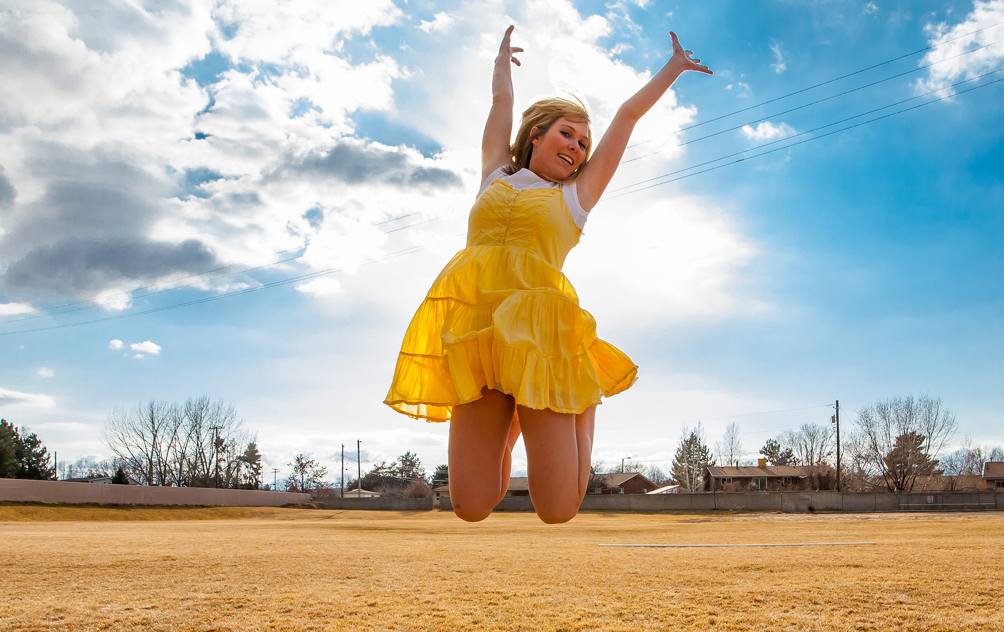 Jump for joy by rtsmith