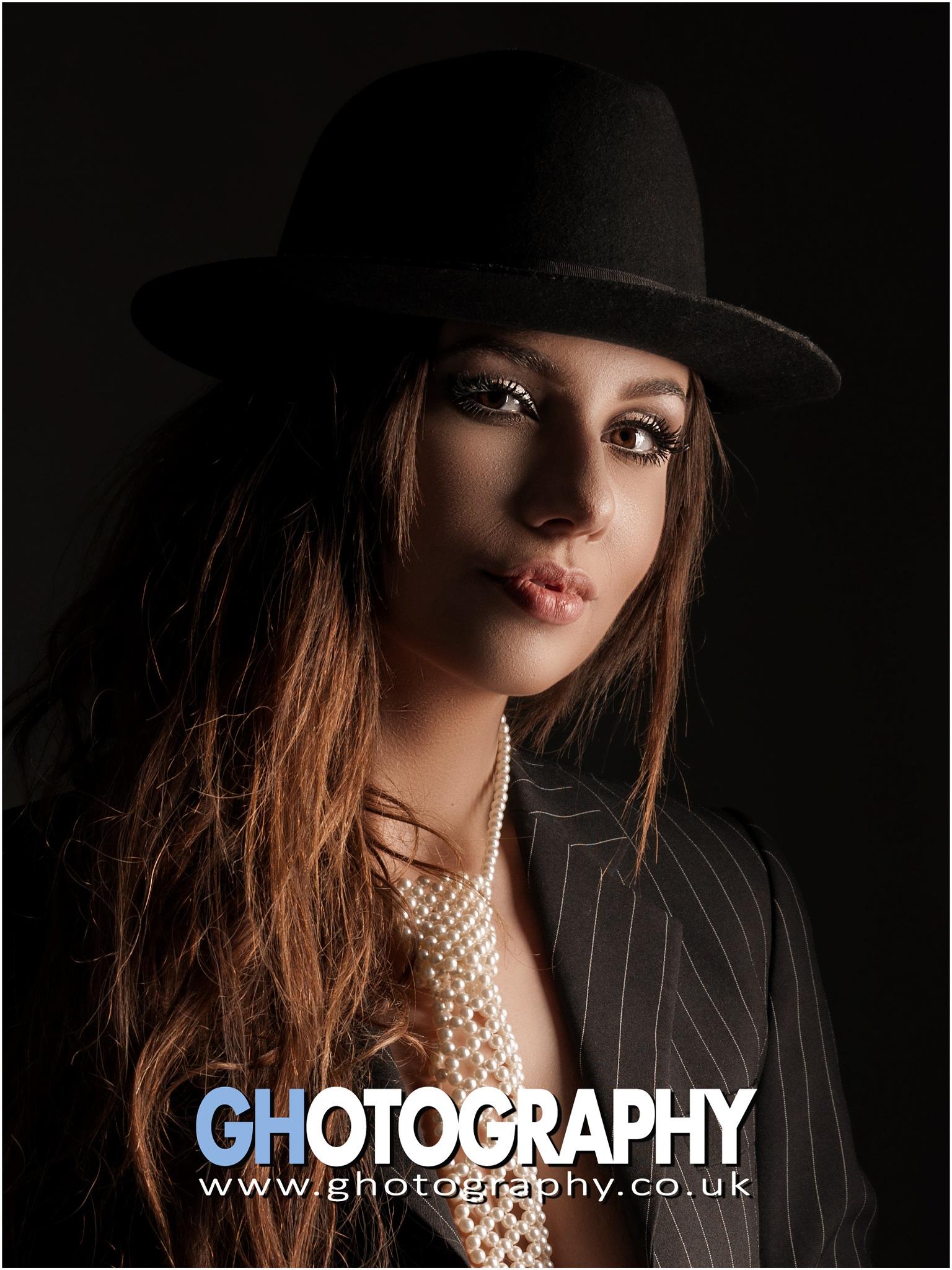 Sasha Stephens by Gary Hurdman