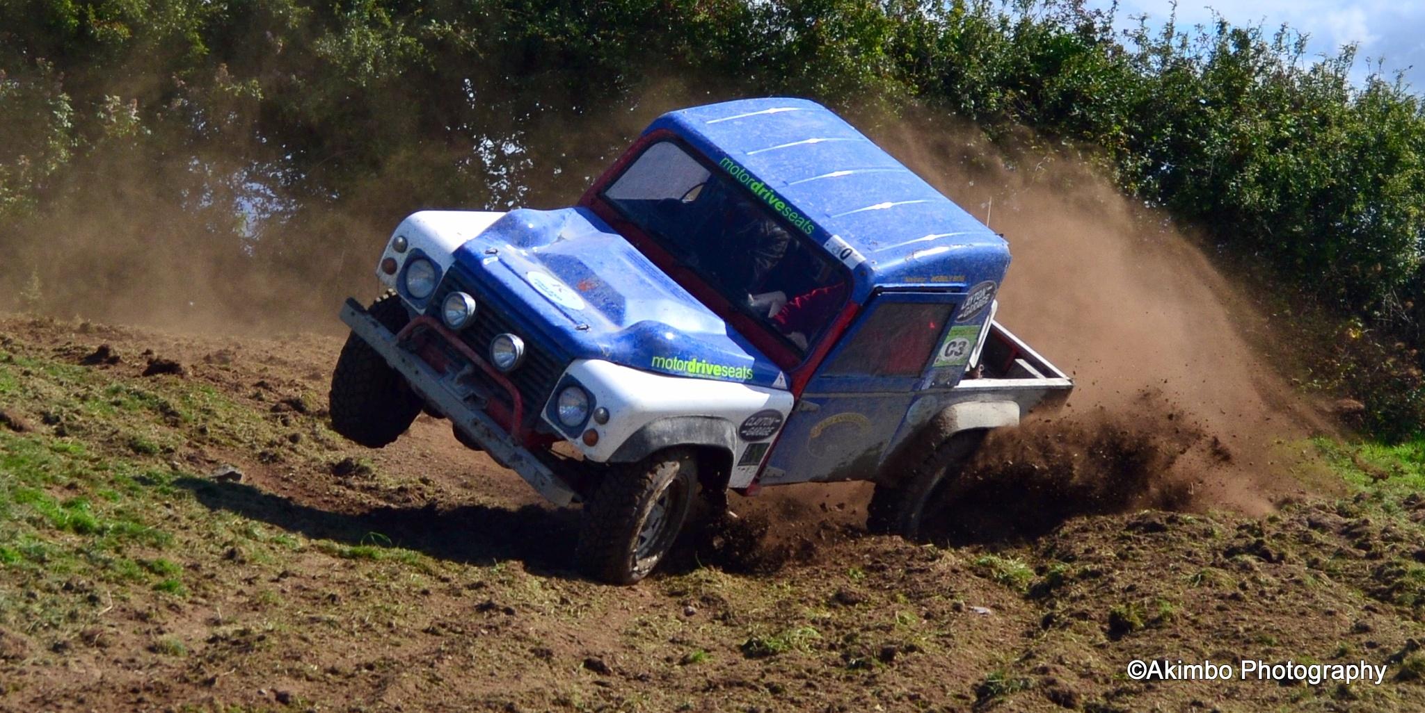 2 Wheeled Drift by Rob Clarke