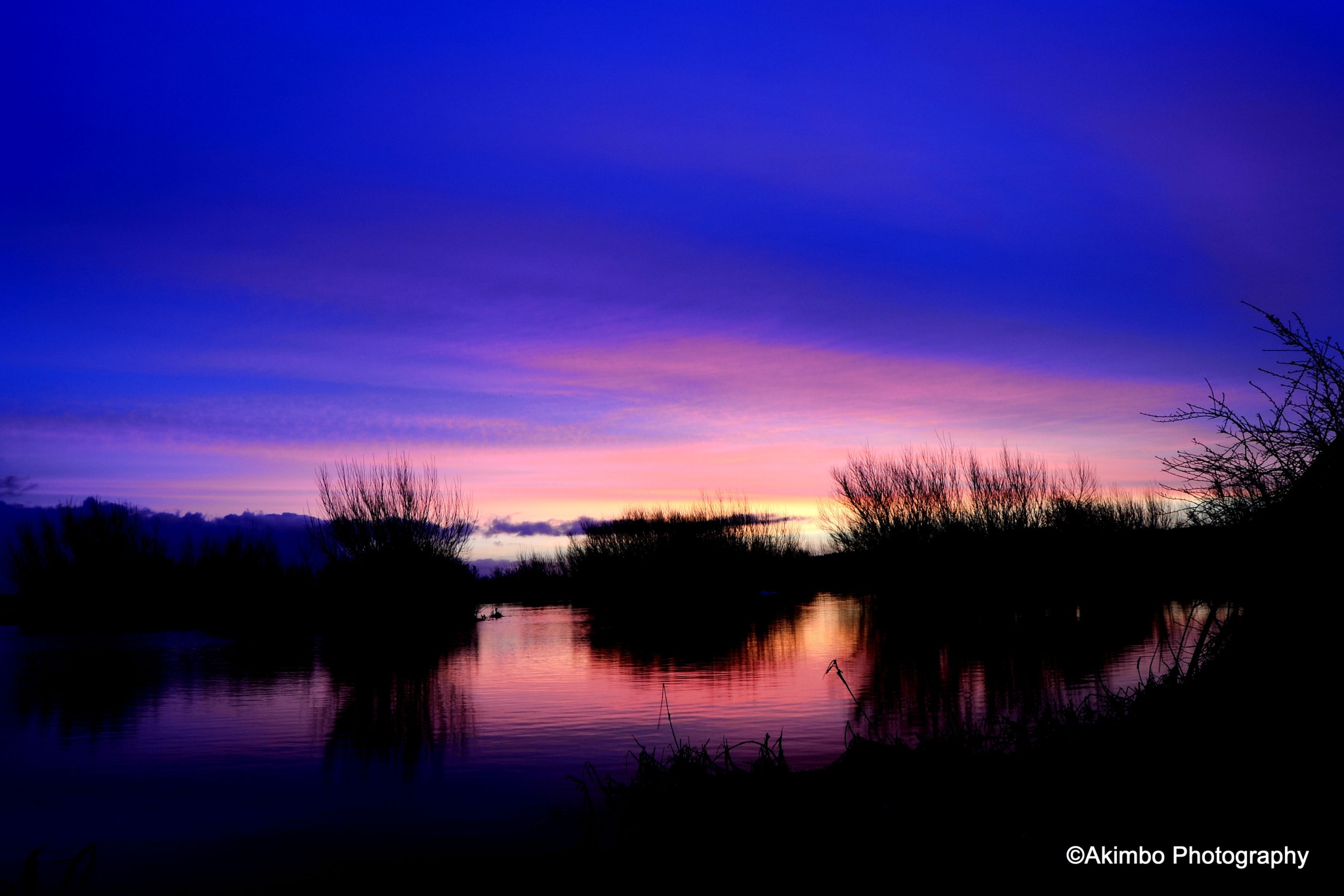Early Morning Sunrise by Rob Clarke
