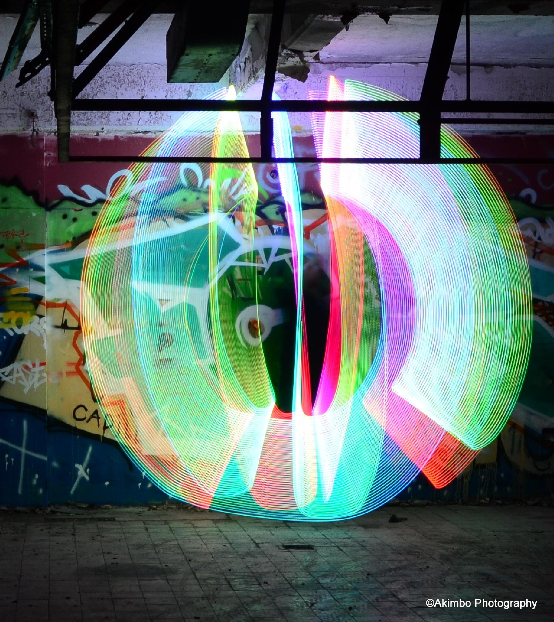 Light Orb by Rob Clarke