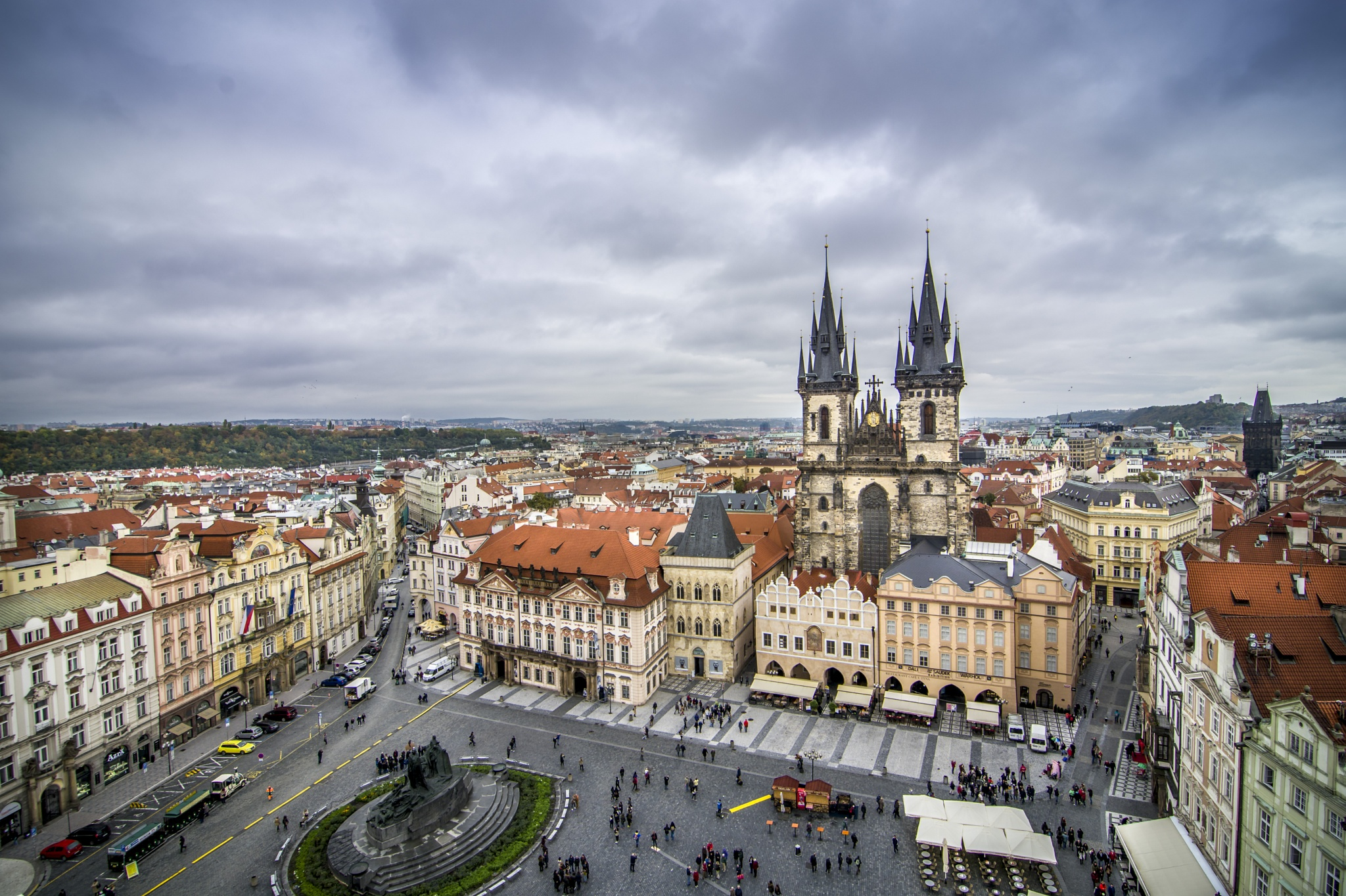 Prague  by BenKPChung
