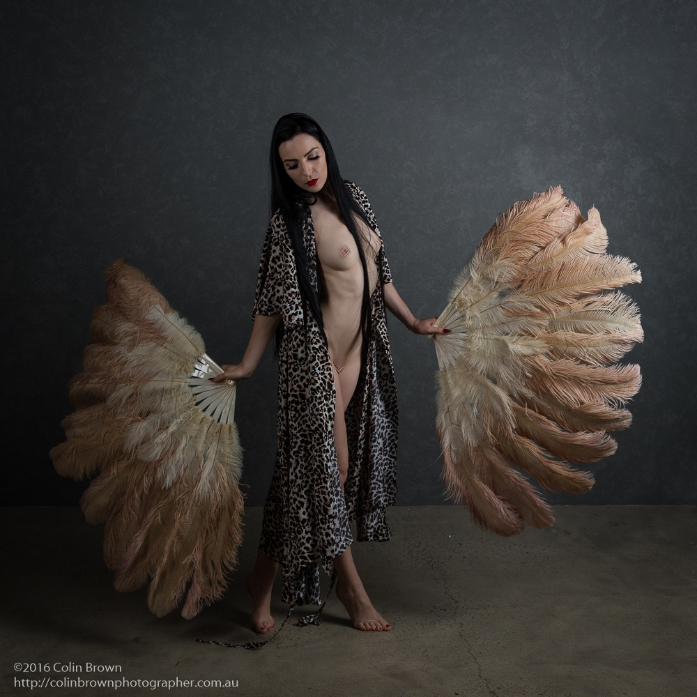 spreading her wings by ColinBrownPhotographer