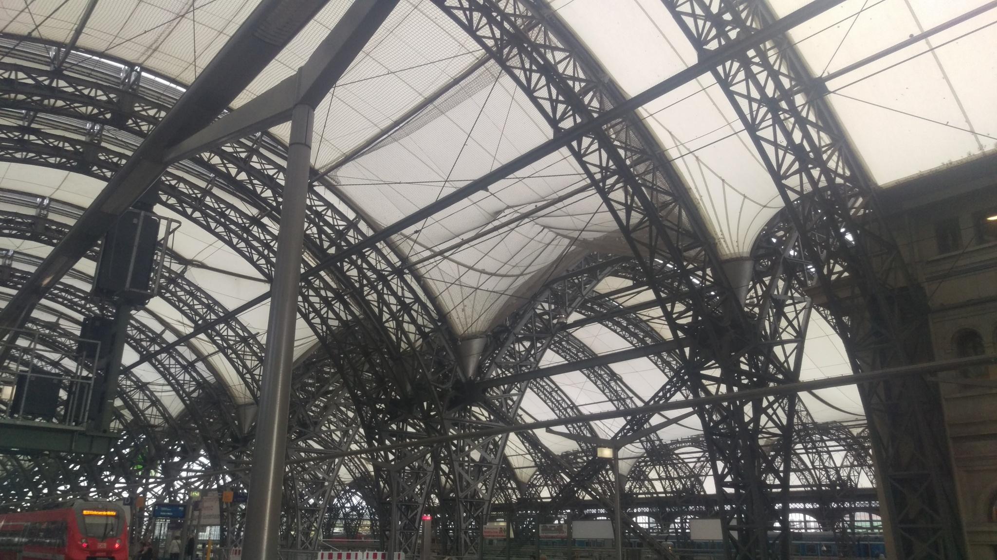 Central Railway Station by iv69spirov