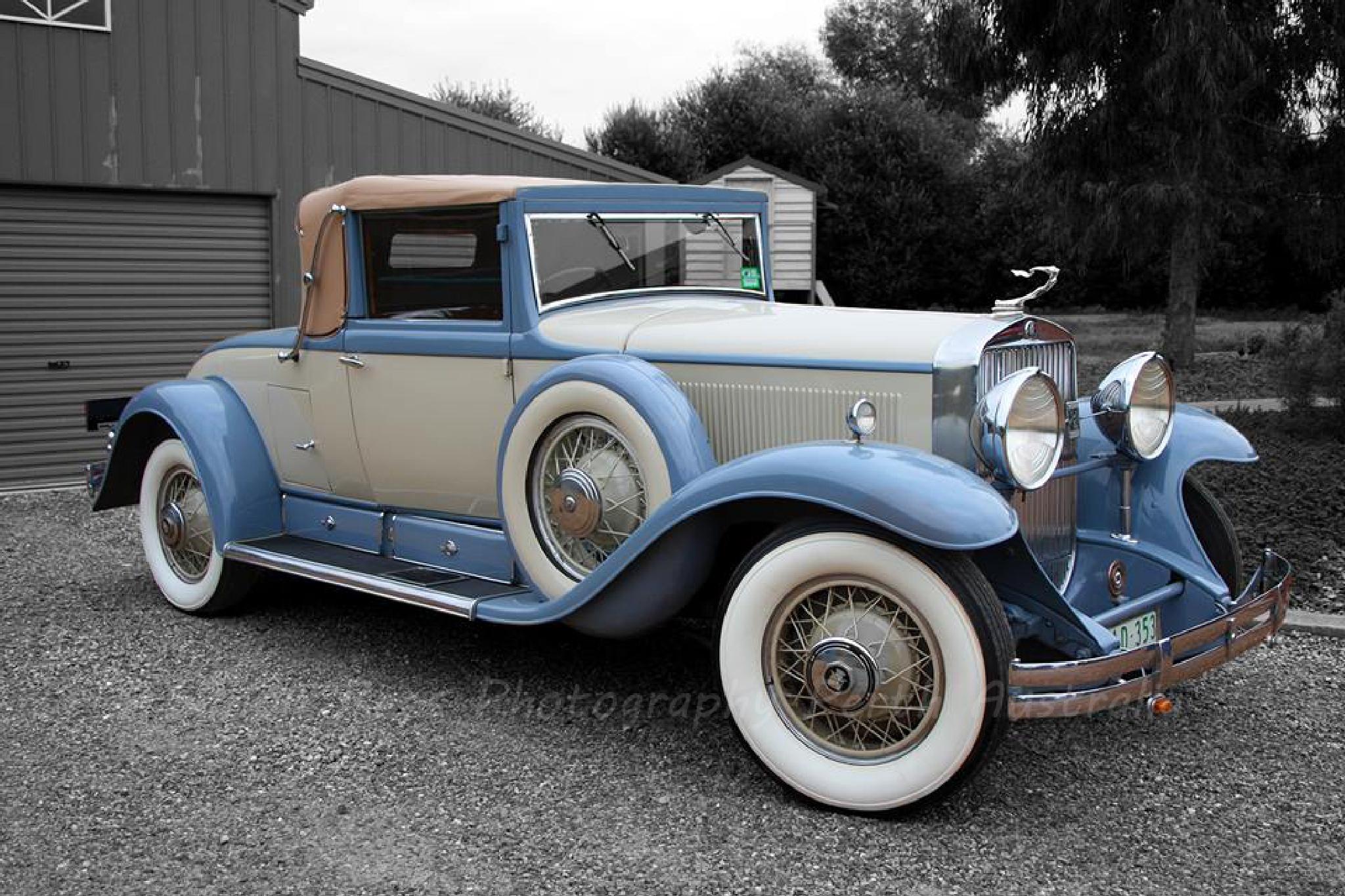 My familys 1929 Caddy by SCR1169