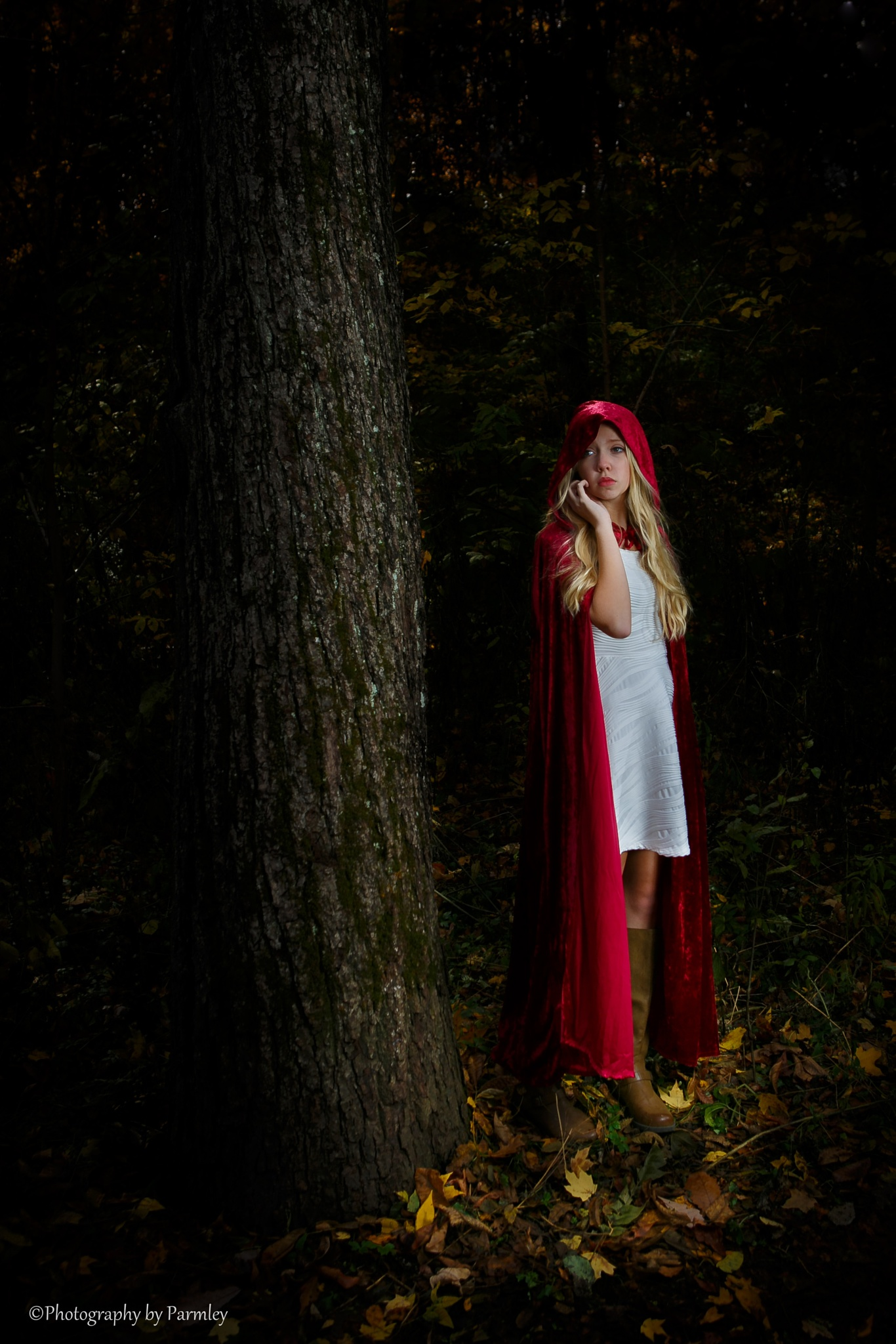 Red Riding Hood by JP Parmley