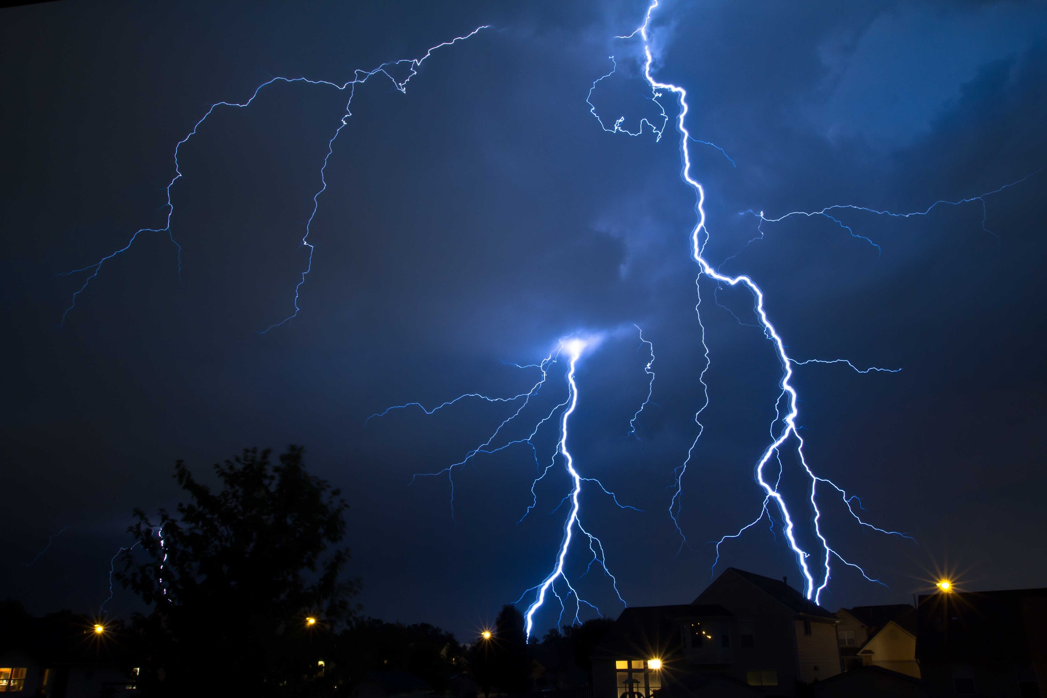 Lightning by JP Parmley