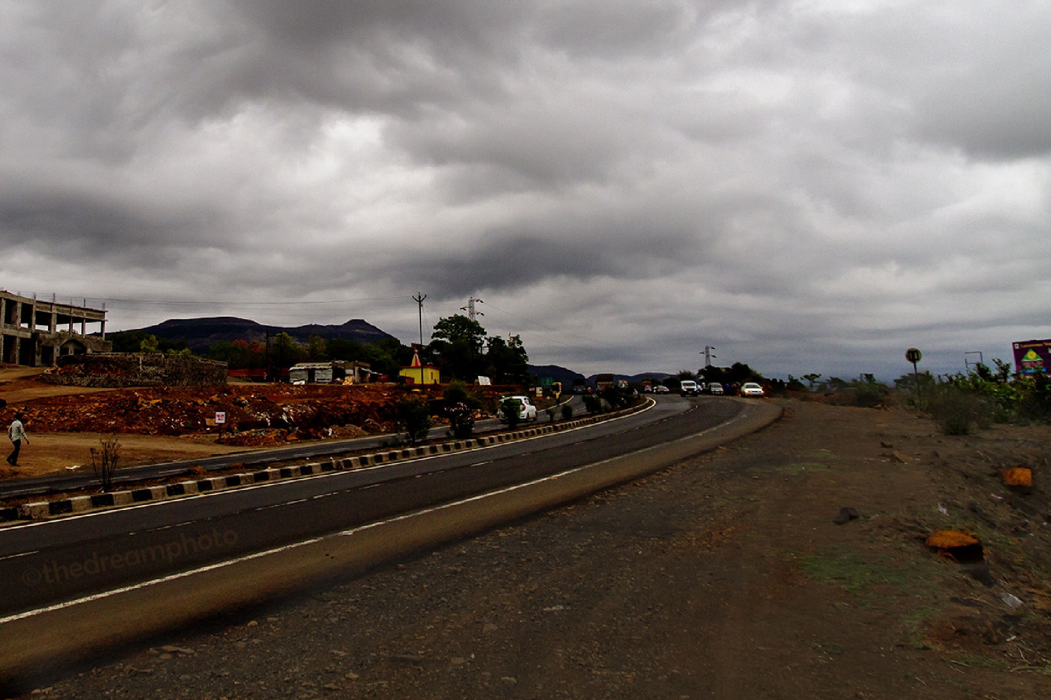 Road trip by Sushil Dhanawde