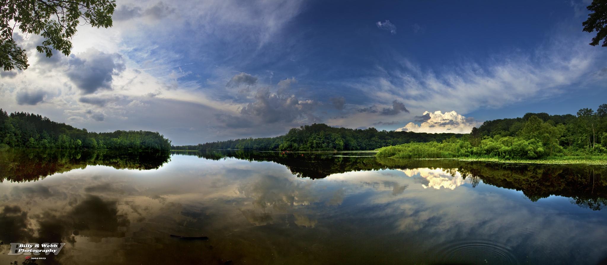 5 shot vertical panorama by BillyWebb