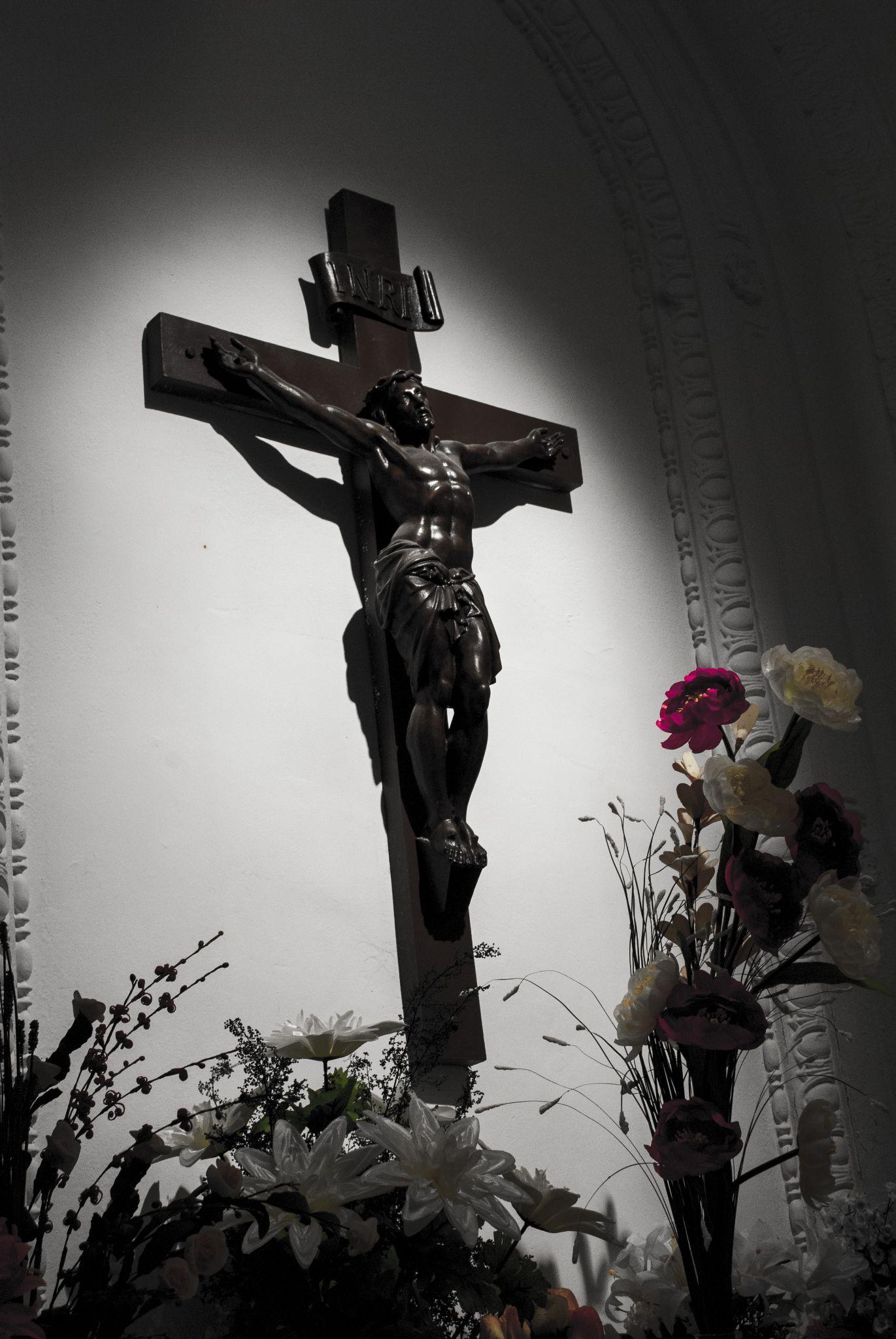 Jesus by Carlos Guglielmelli
