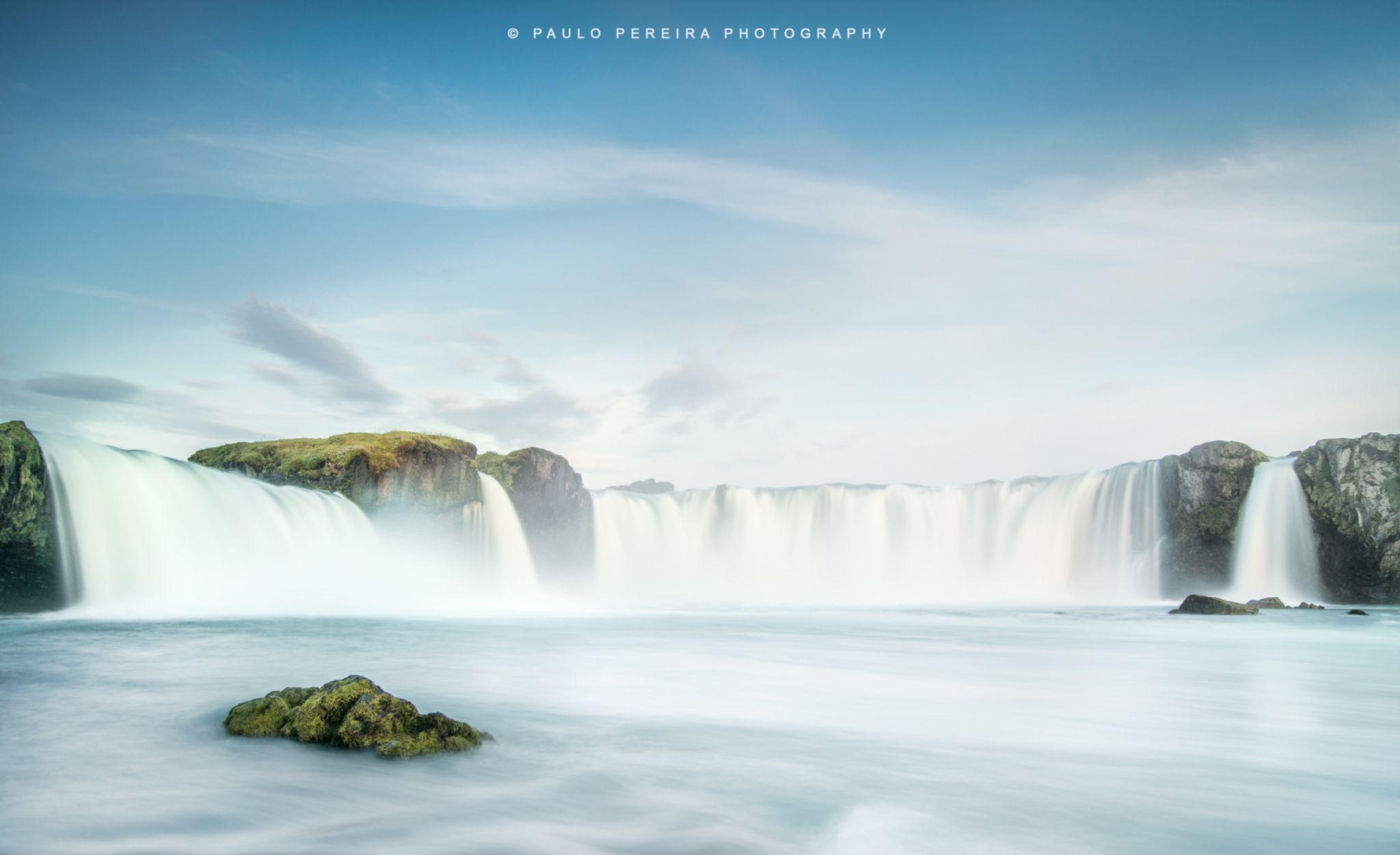 Godafoss by Paulo Pereira Photography