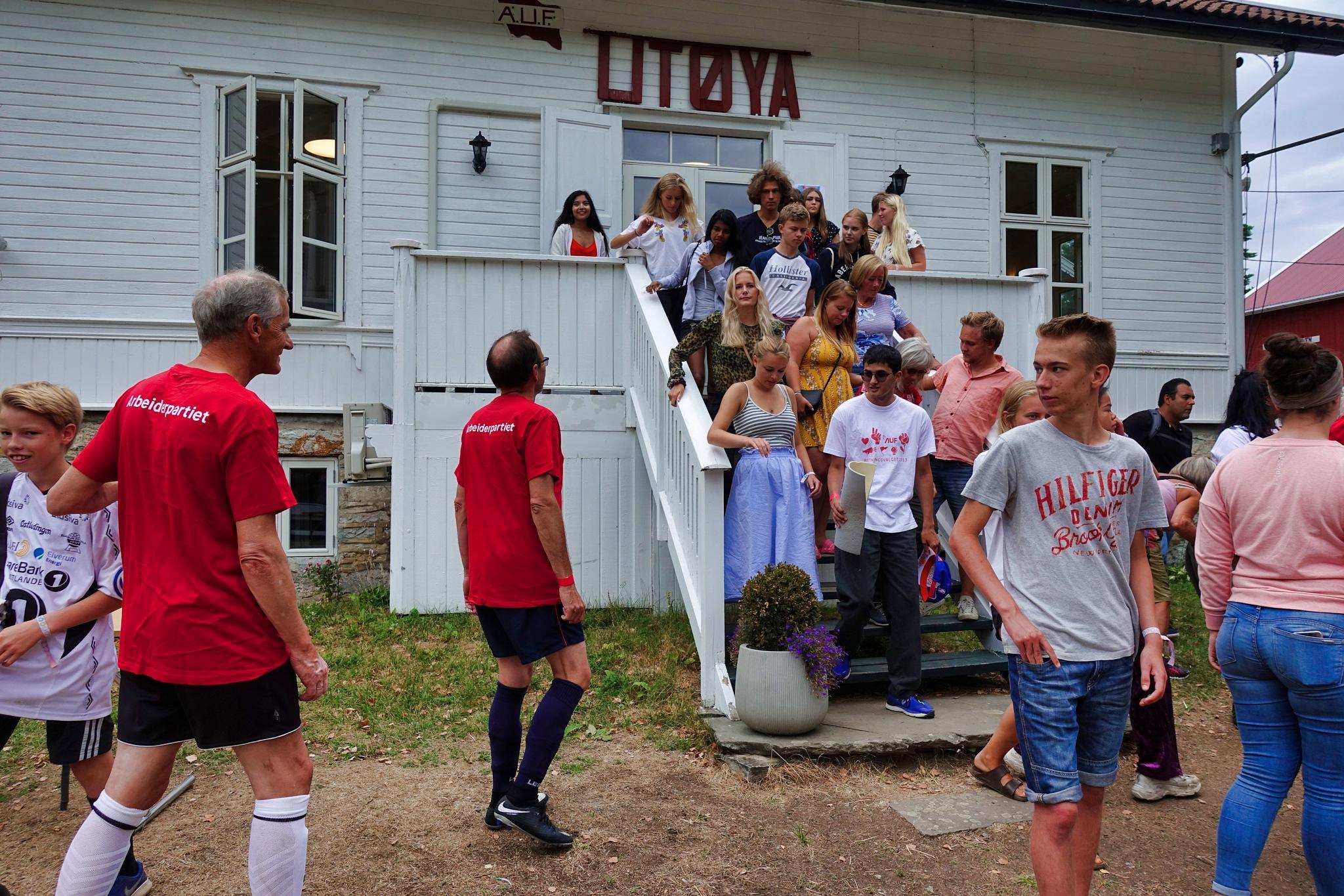 Utøya island- 7 years later by Goran Jorganovich