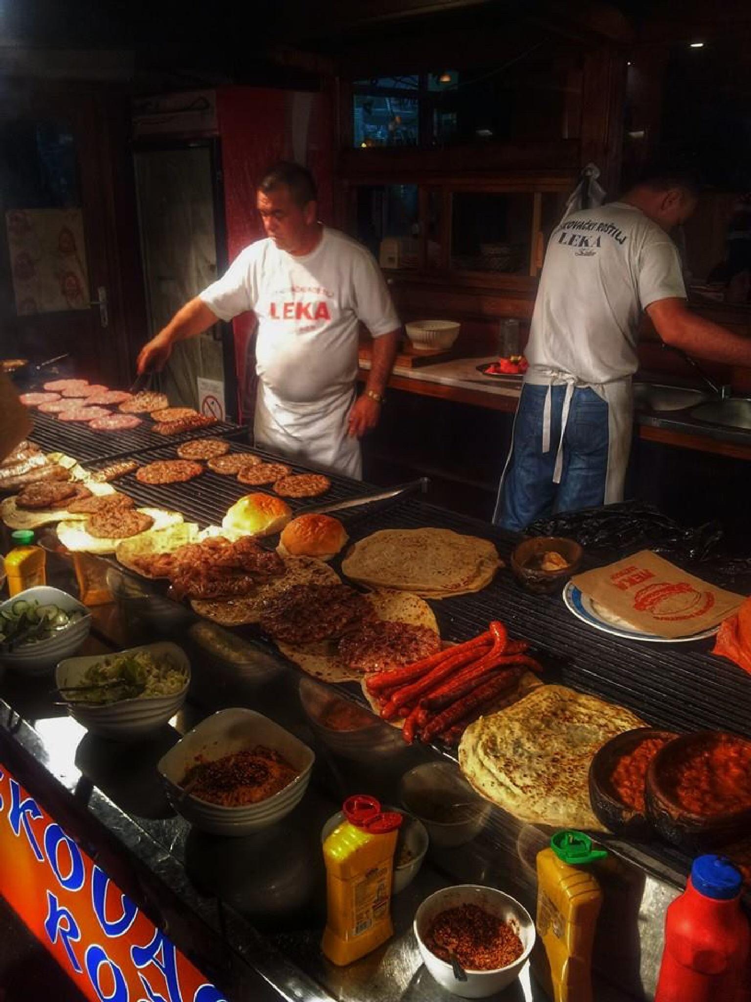 Food paradise - Zlatibor Serbia by Goran Jorganovich