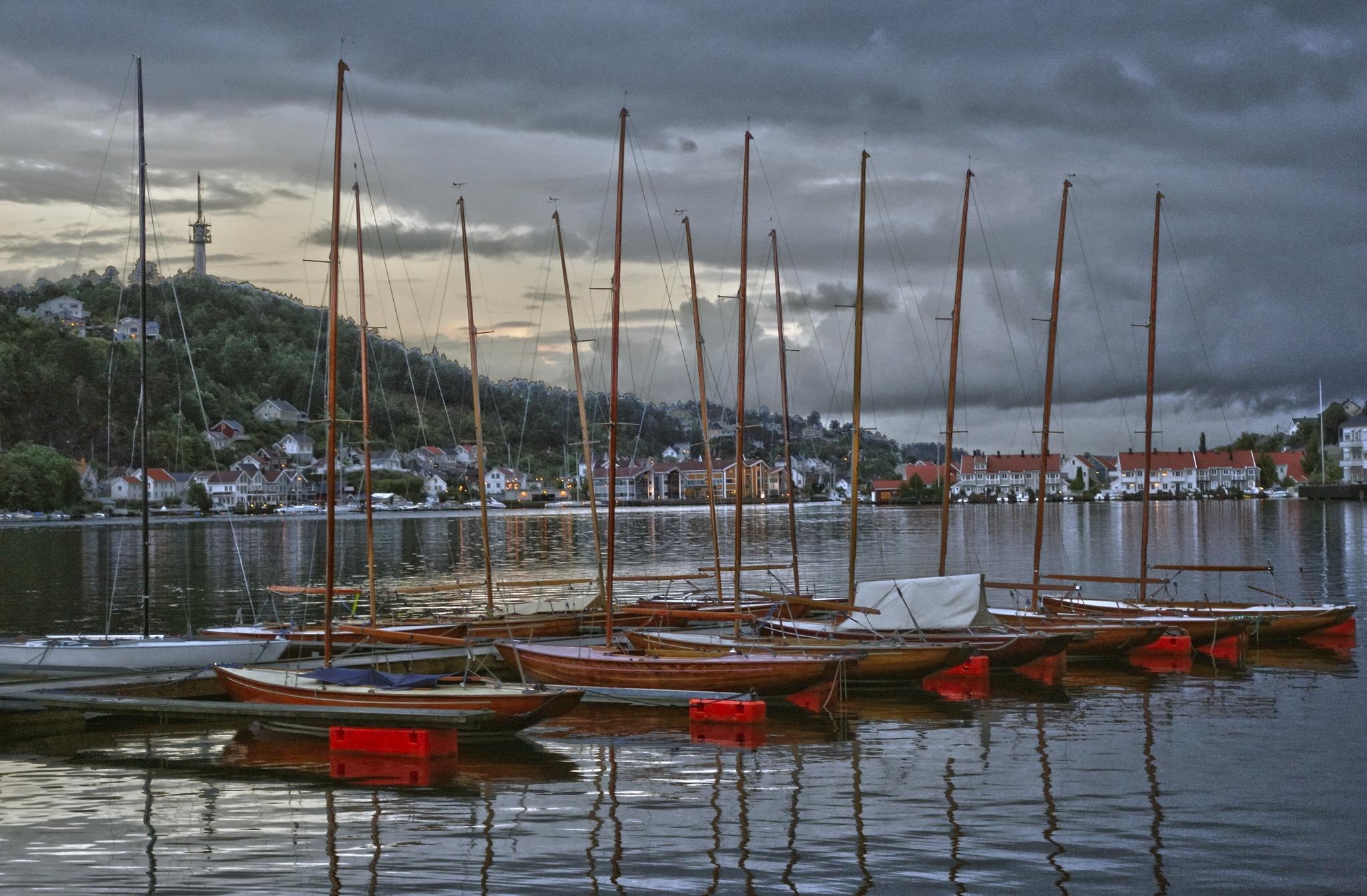 Southern Norway by Goran Jorganovich
