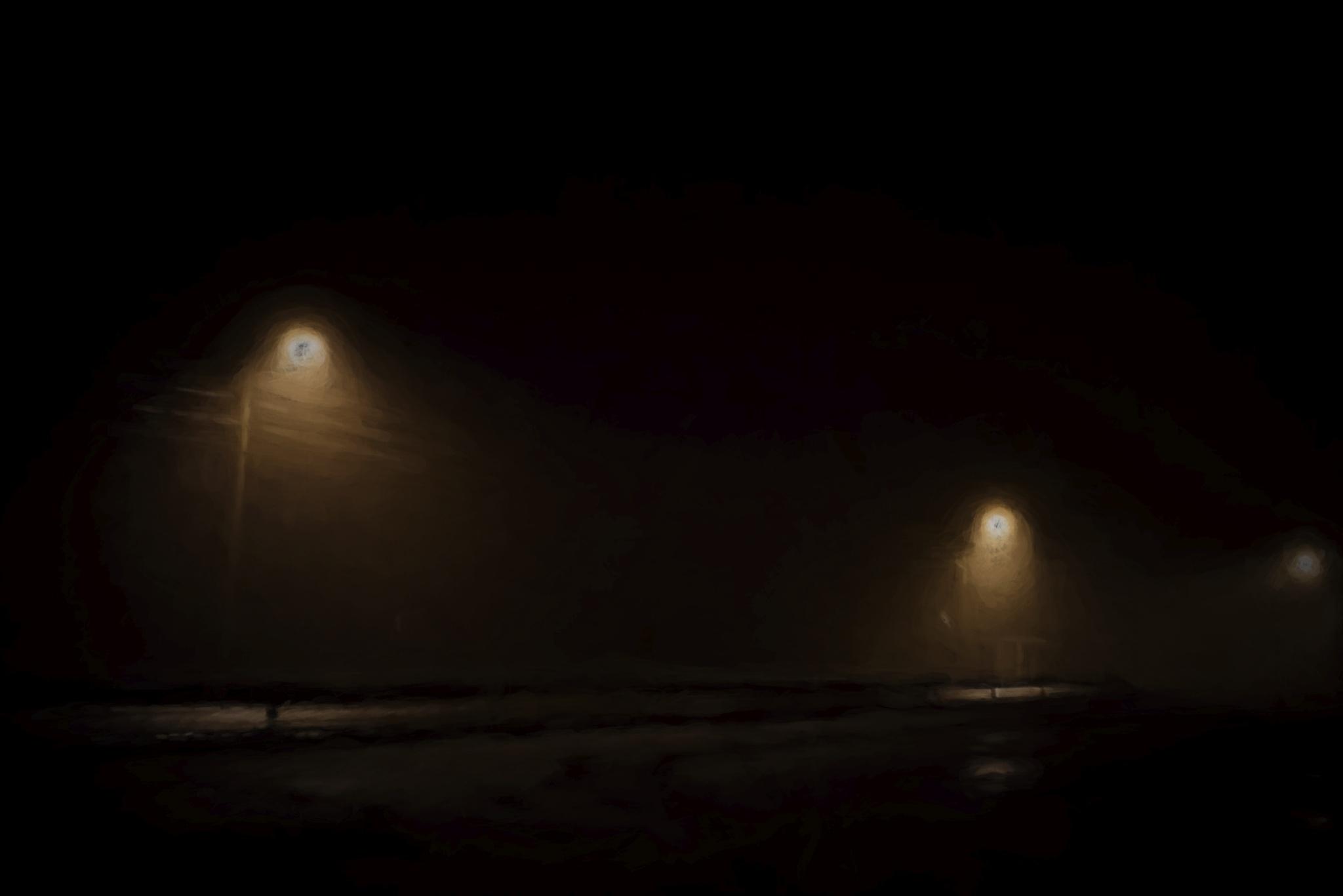 Night in The North by Goran Jorganovich