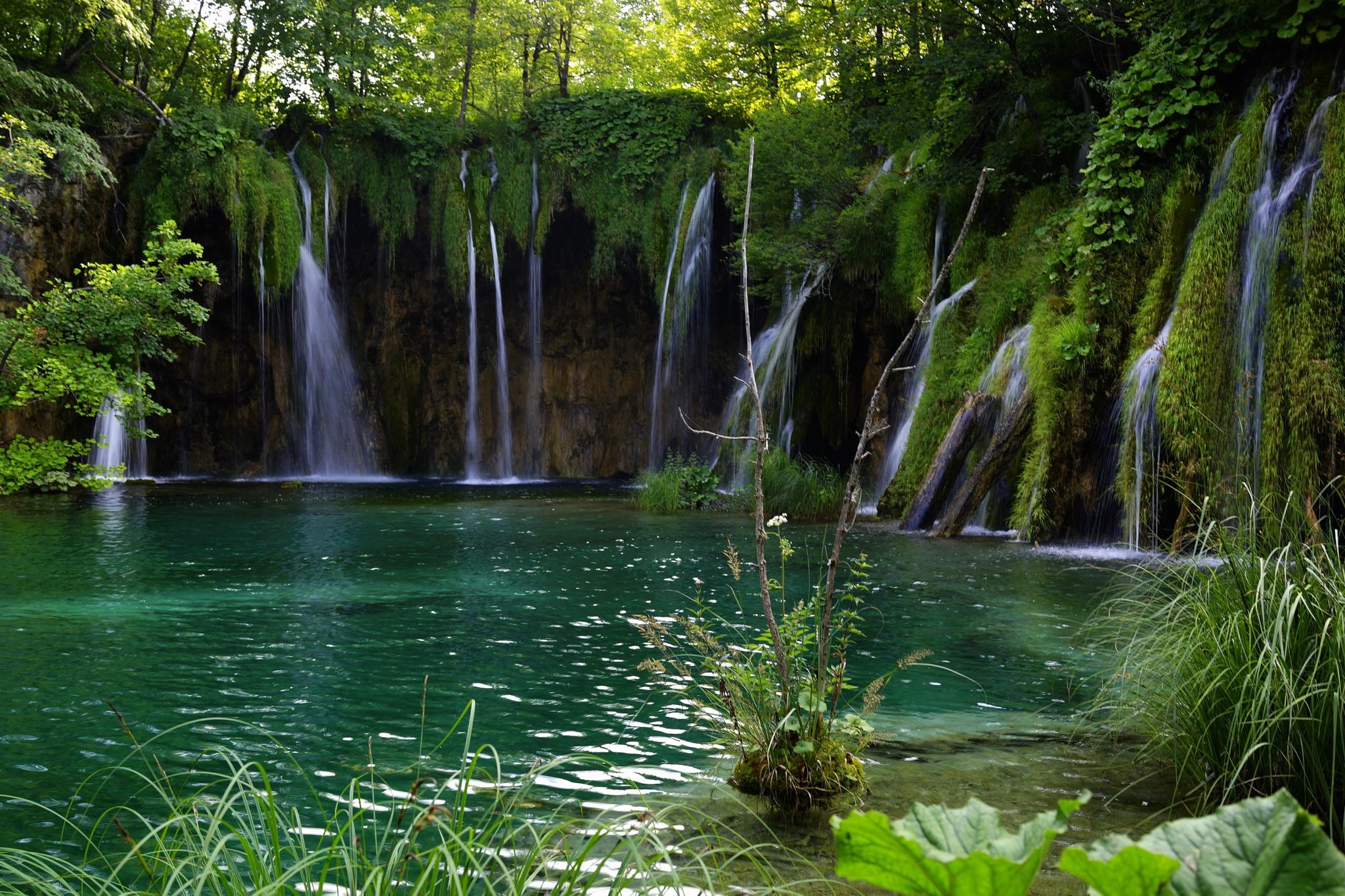 PARADISE - Plitvice Lakes by Goran Jorganovich