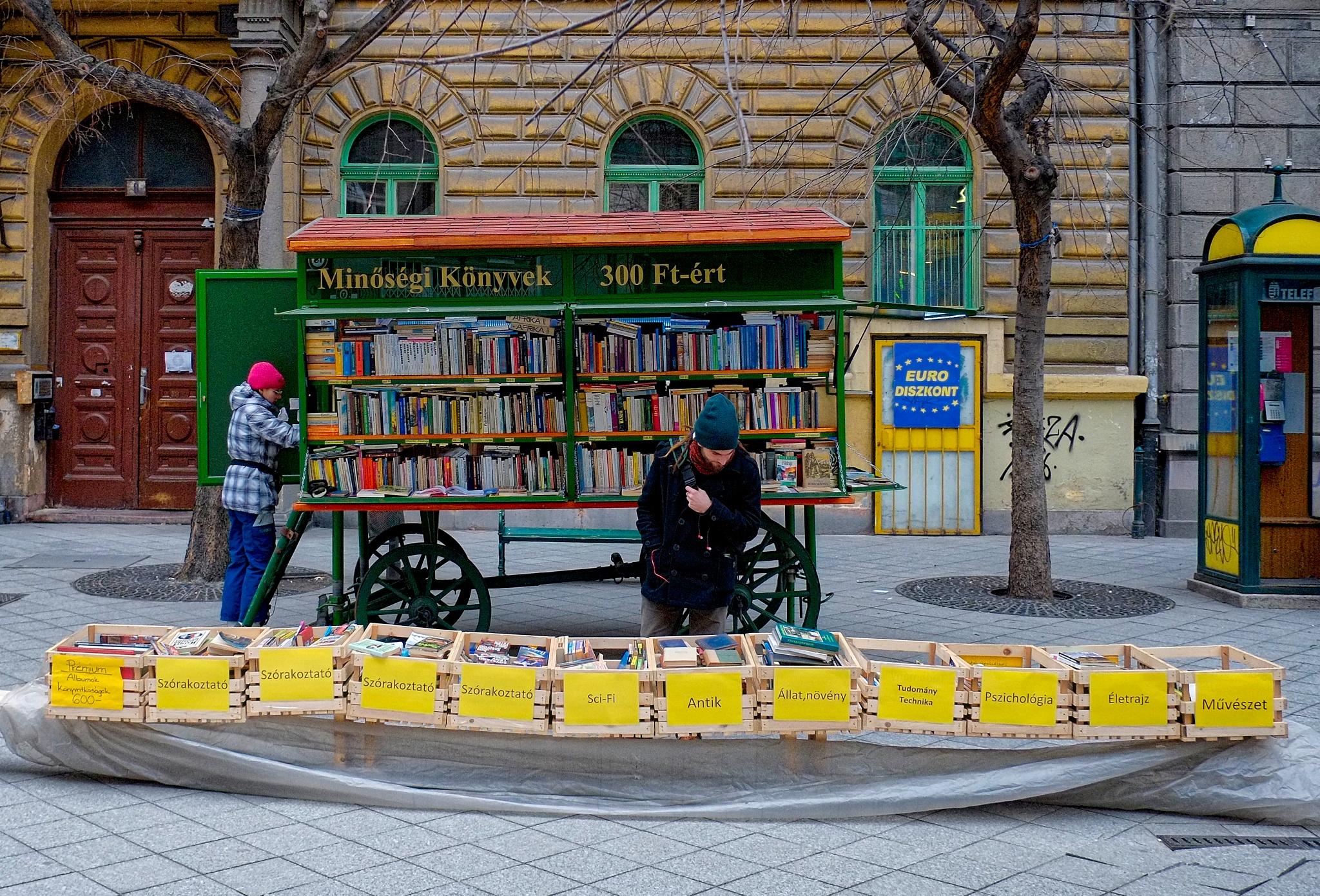Book, which book to choose  by Goran Jorganovich