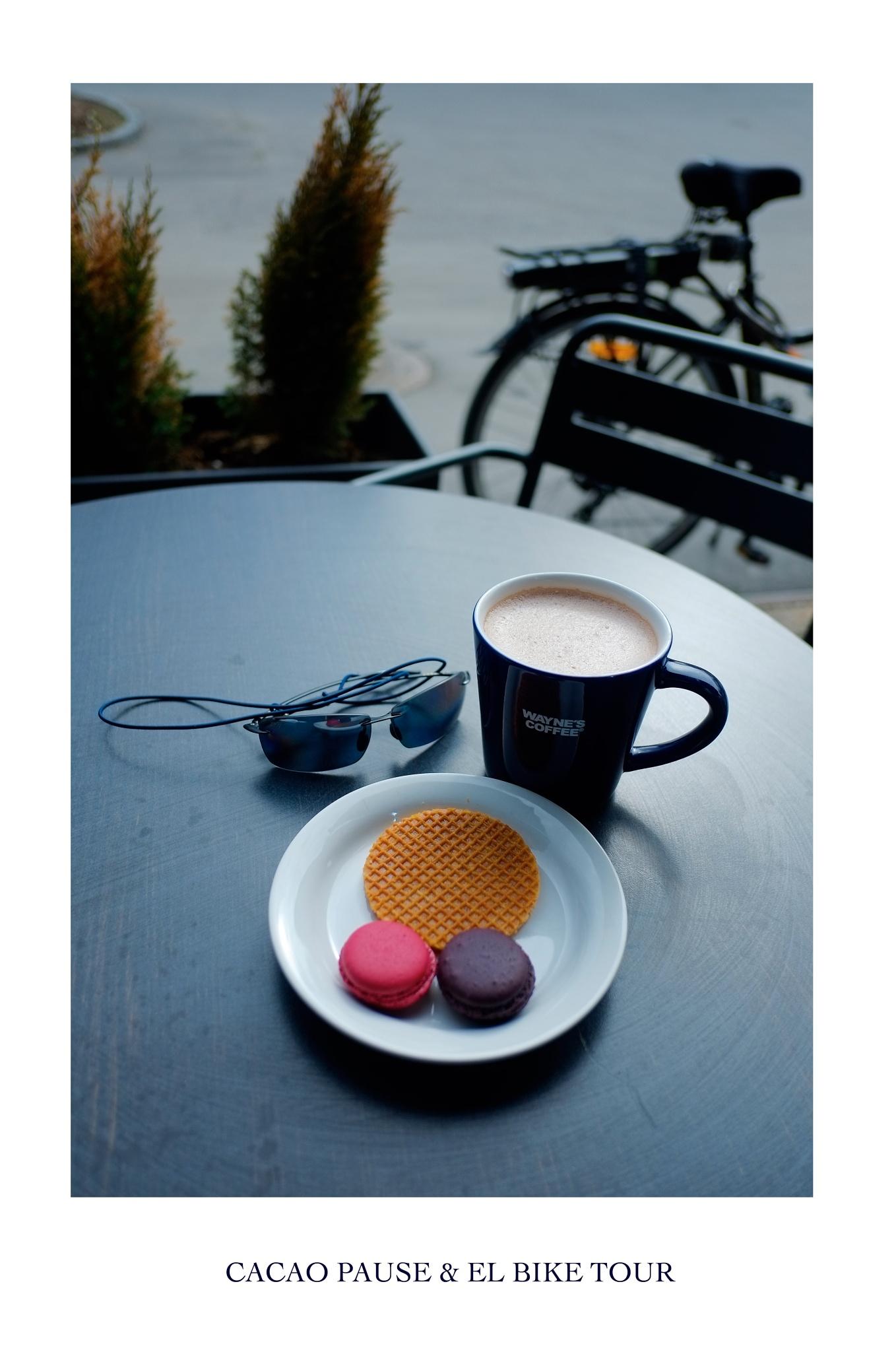 Cacao Pause & El Bike Tour by Goran Jorganovich