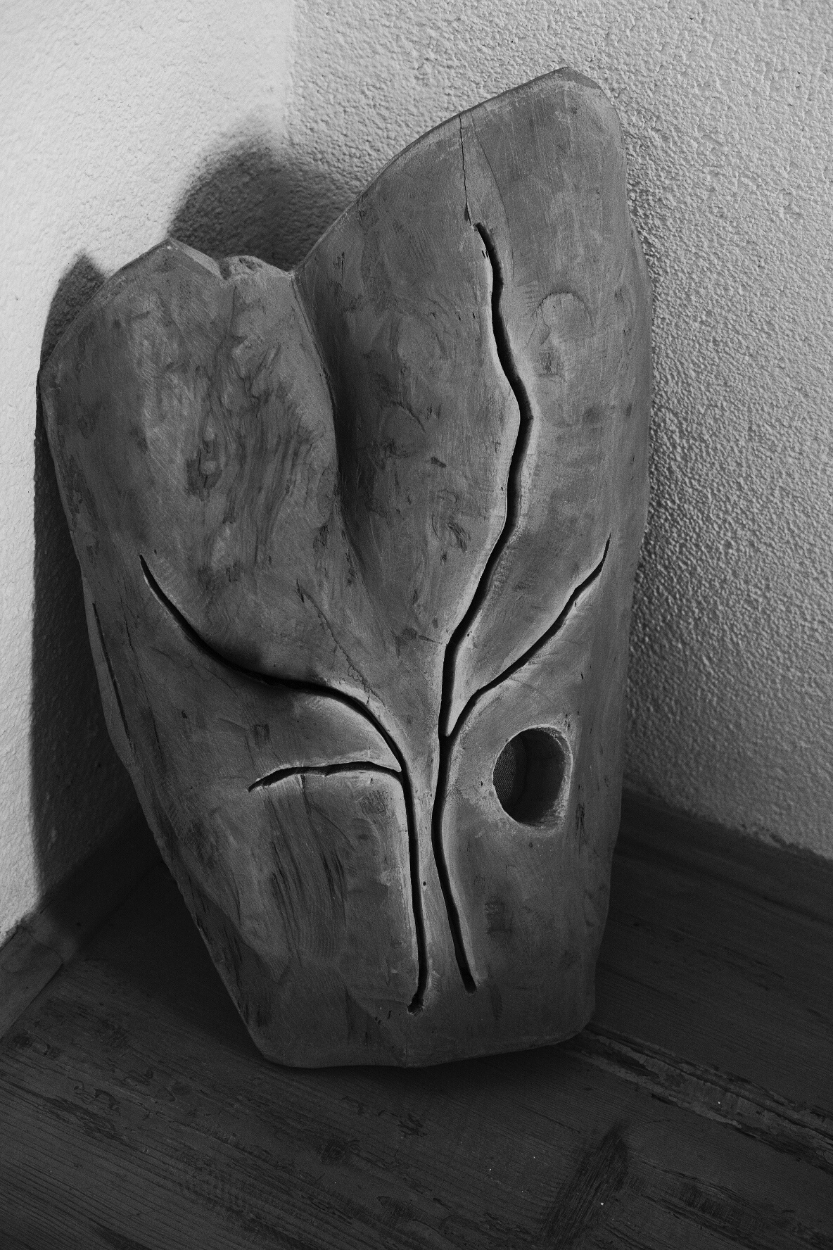 The Mask by Goran Jorganovich