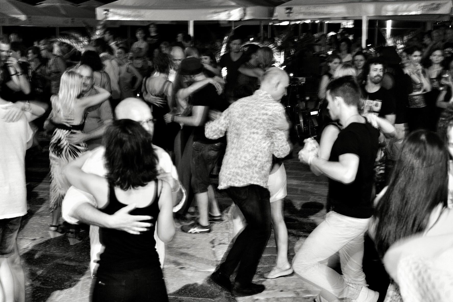 Croatian Summer Salsa Festival, Rovinj  by Goran Jorganovich