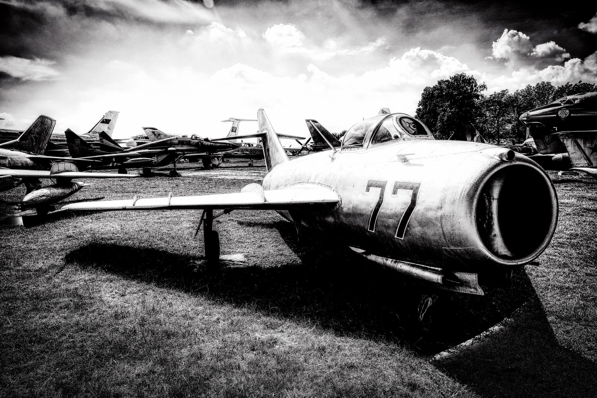 Mig15- The Jet that Shocked the West by Goran Jorganovich